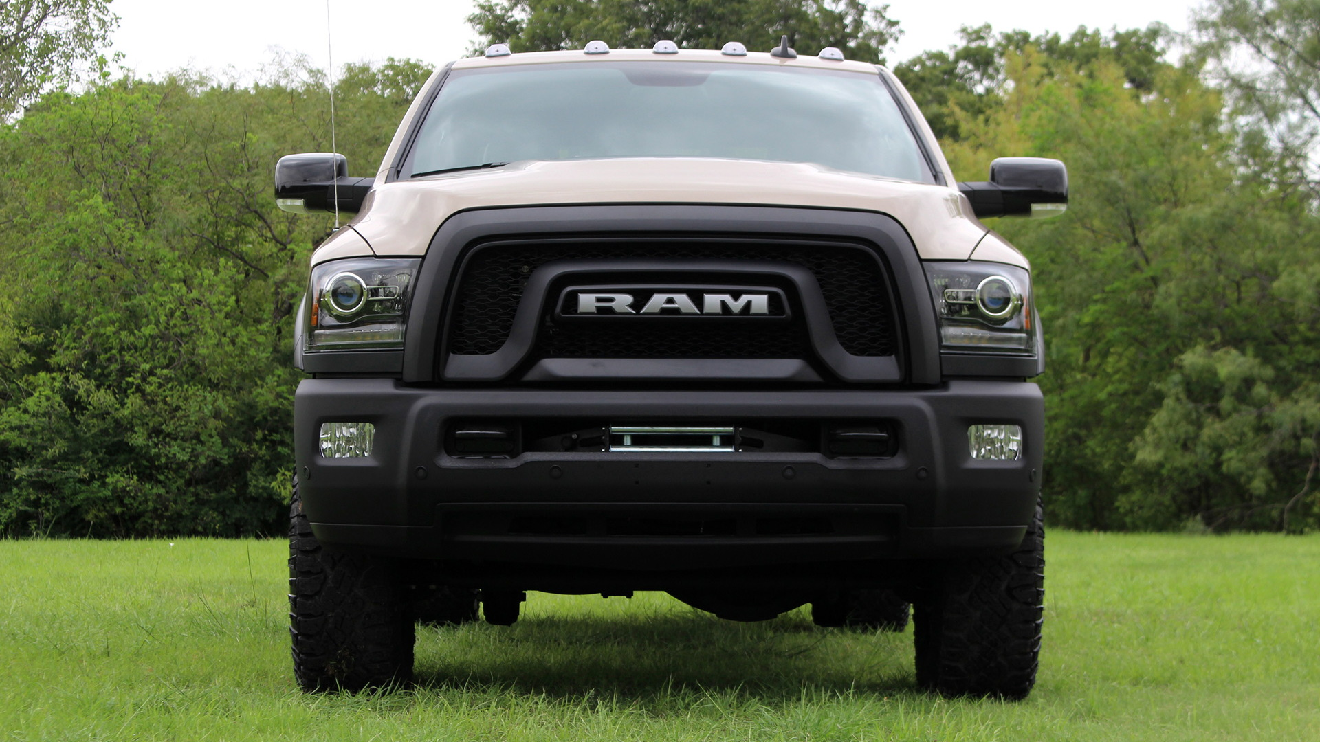 2018 Ram 2500 Power Wagon Mojave Sand