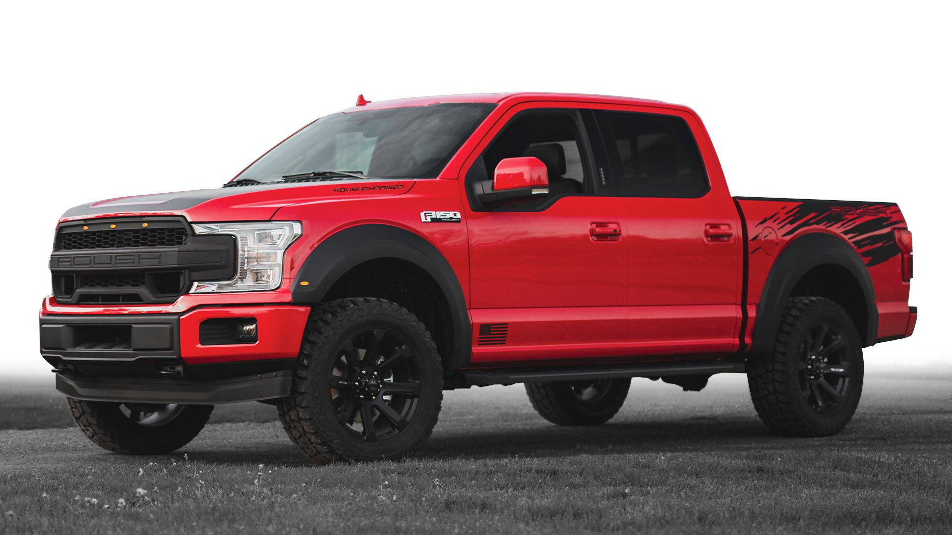 Roush Ford F-150 Supercharged