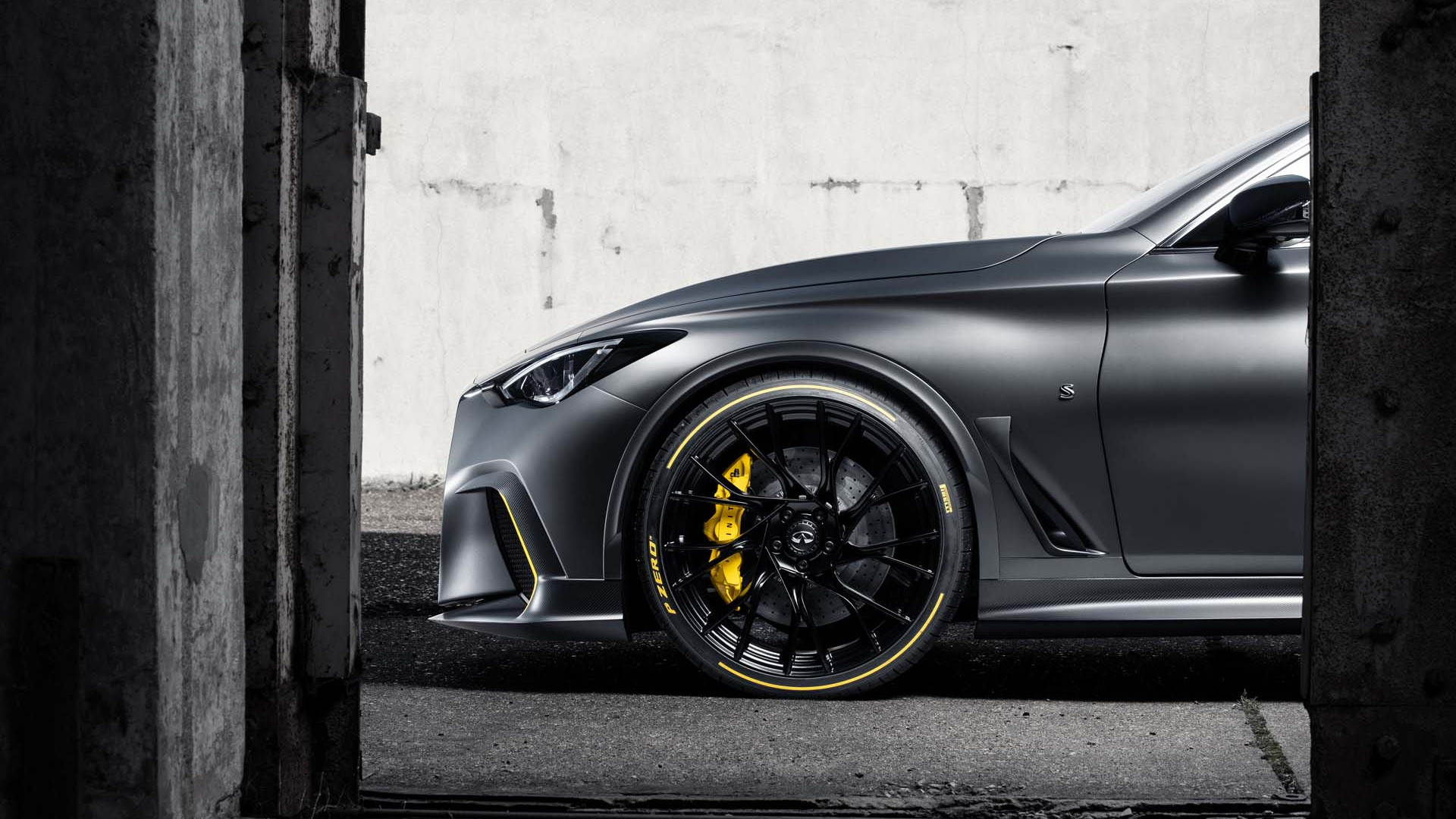 Decision on Infiniti Q60 Project Black S production due by ...
