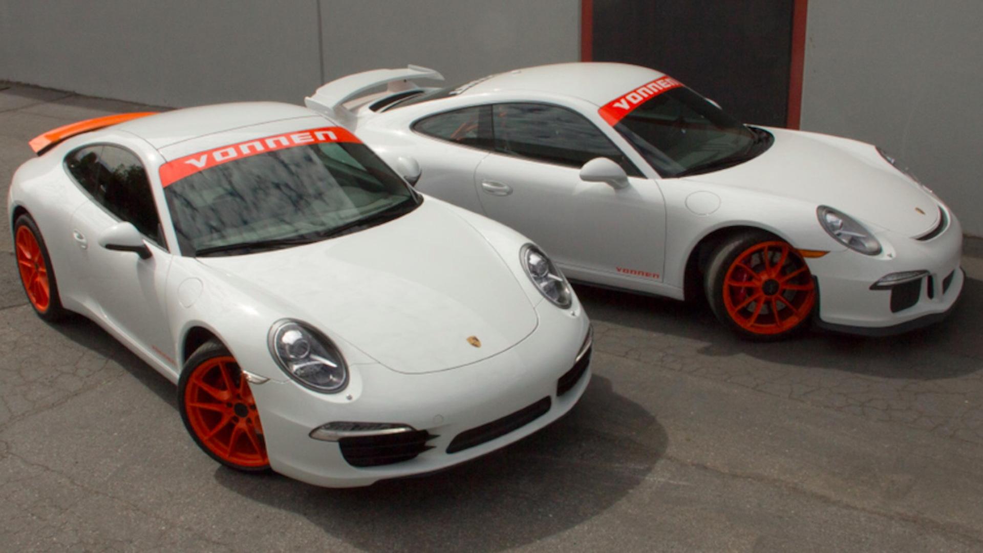 Vonnen Performance Porsche Hybrid system