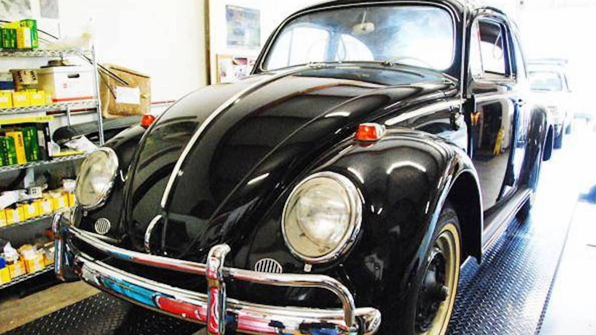 1964 Volkswagen Beetle being sold for $1,000,000