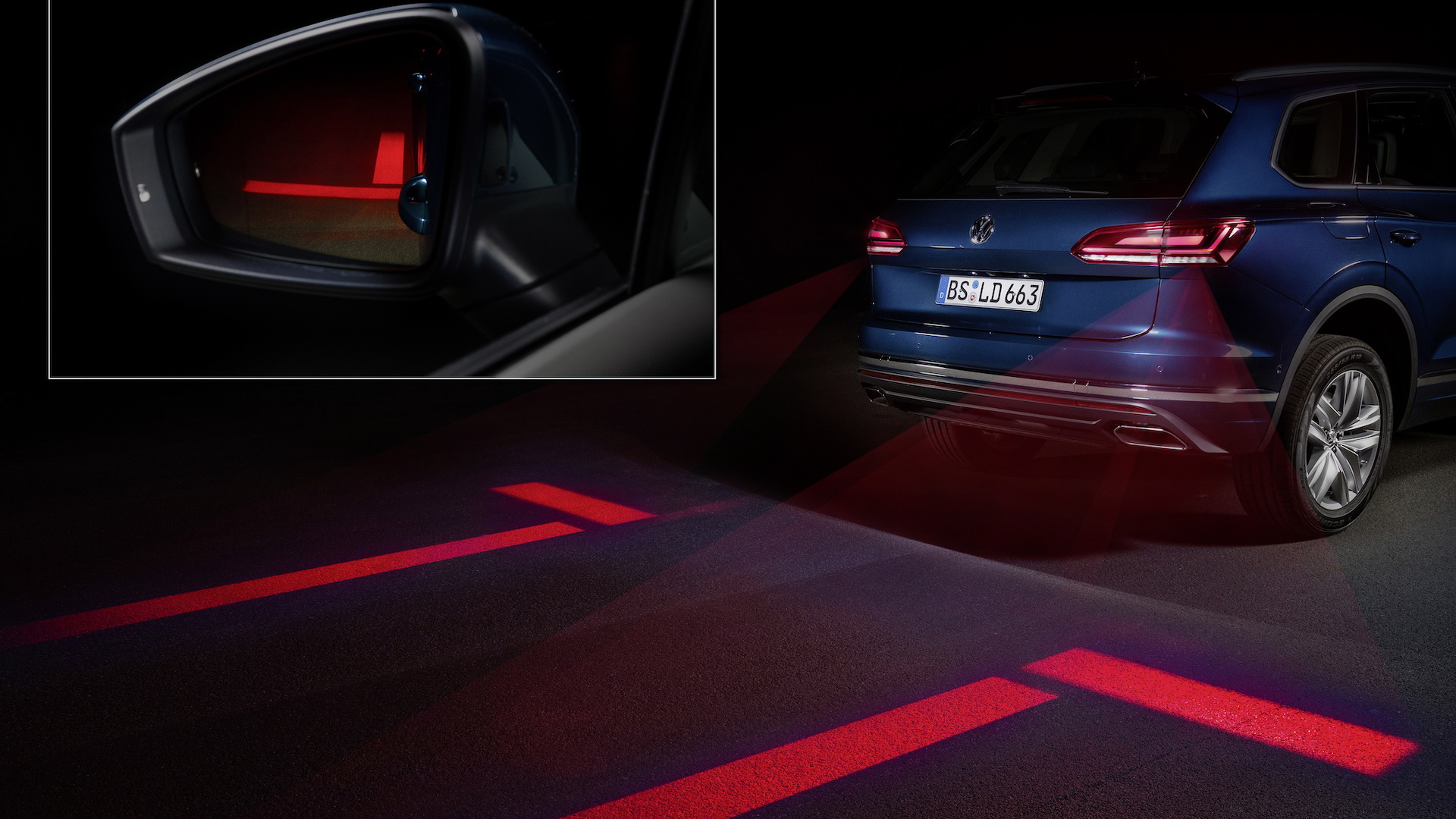 VW future communicating lights