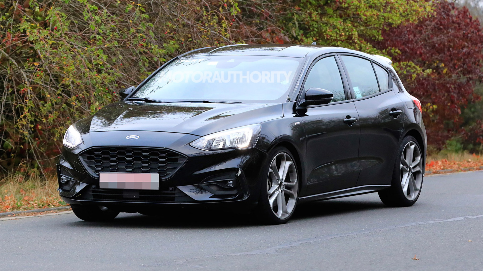 2019 Ford Focus St Spy Shots And Video