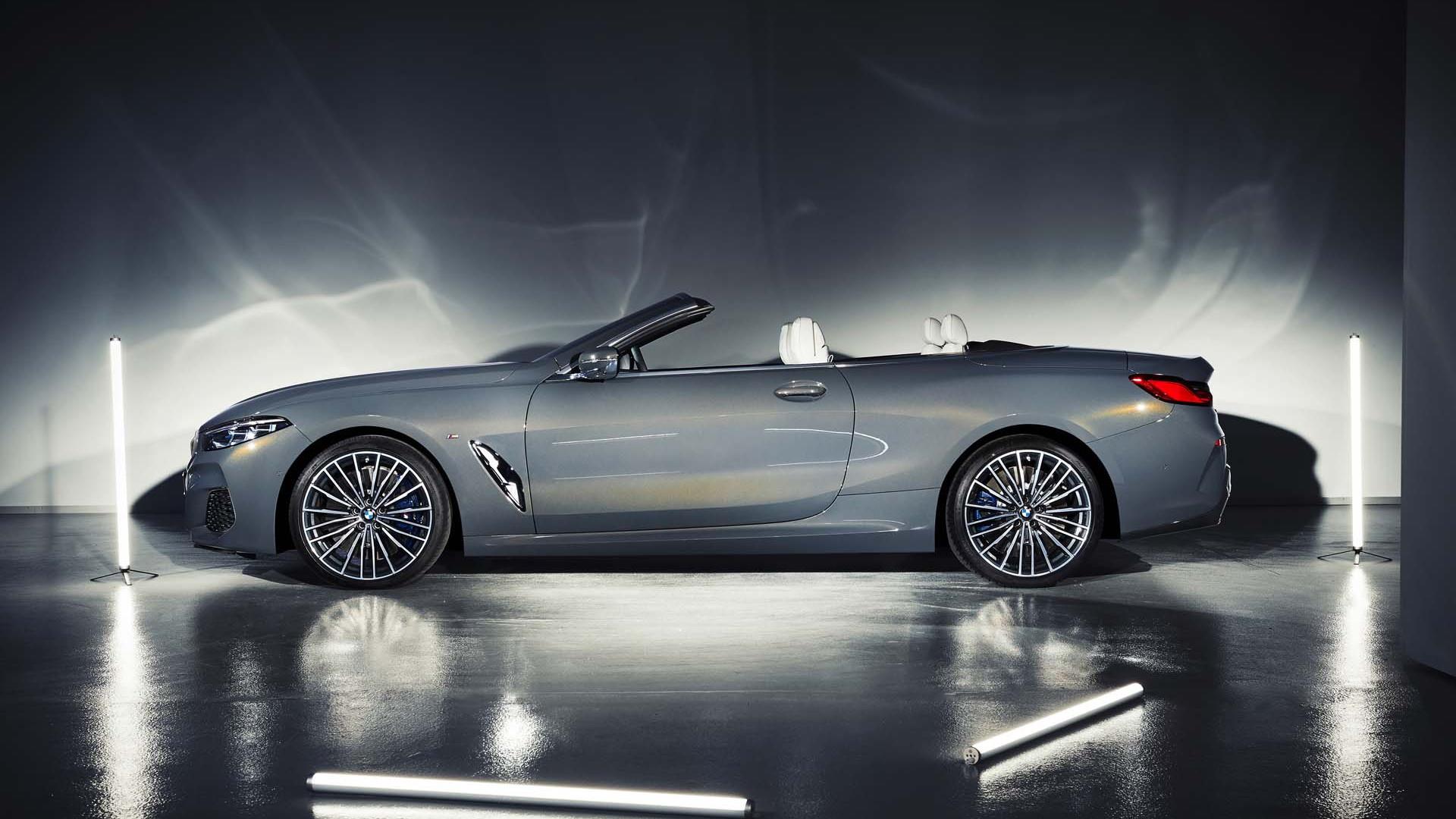 2019 BMW 8-Series Convertible (M850i xDrive Convertible)