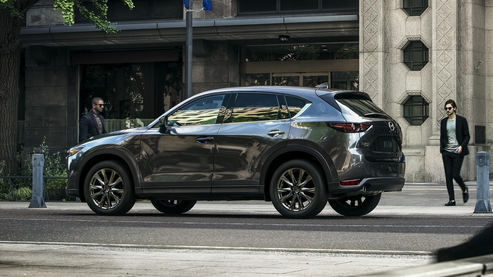 2019 Mazda Cx 5 Gets Punchy 2 5 Liter Turbo Gvc Plus Handling