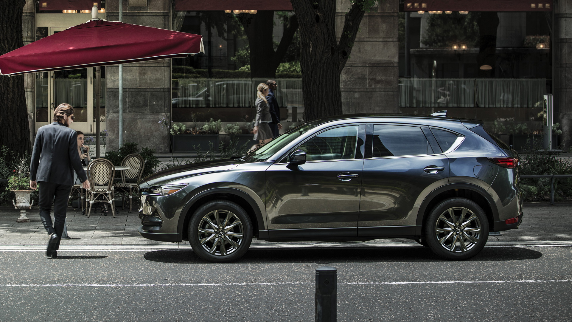 2019 Mazda Cx 5 Gets Punchy 2 5 Liter Turbo Gvc Plus Handling