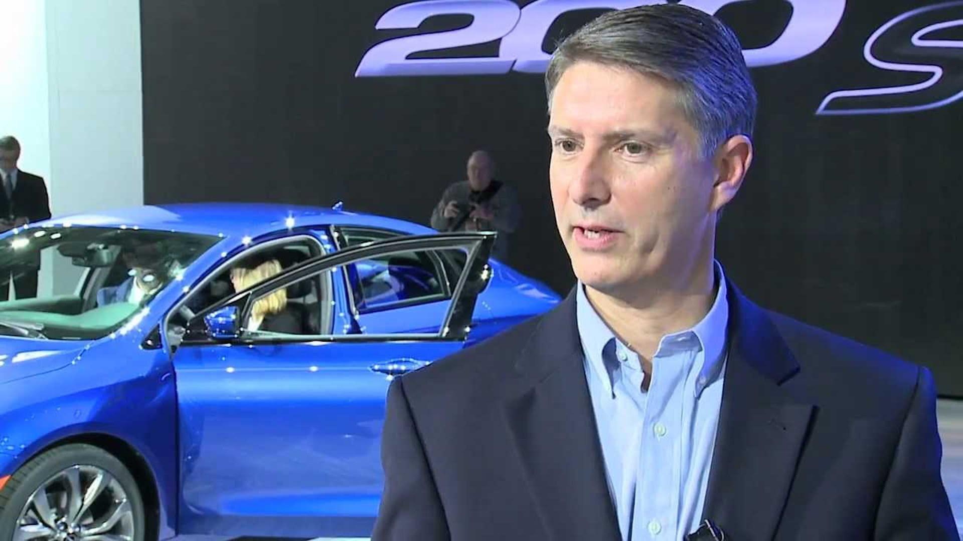 Al Gardner, Maserati North America chief