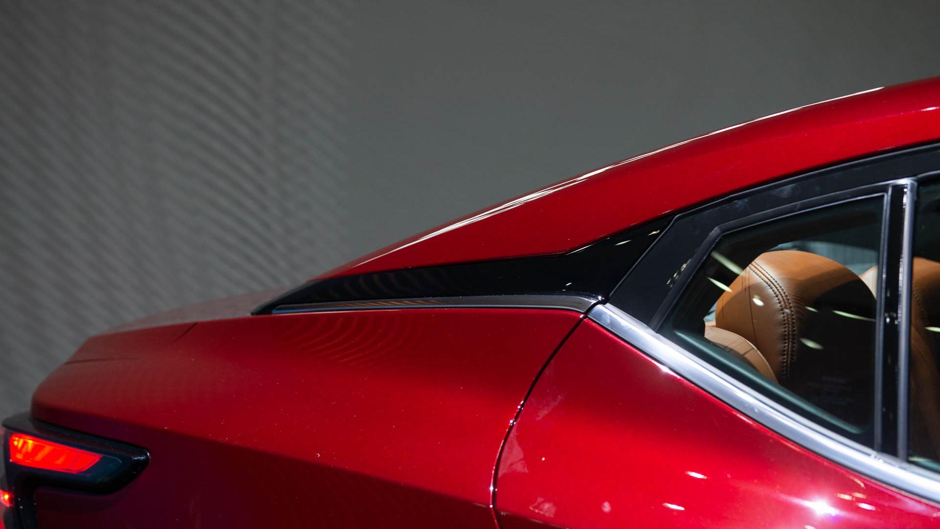 2019 Nissan Maxima, 2018 LA Auto Show