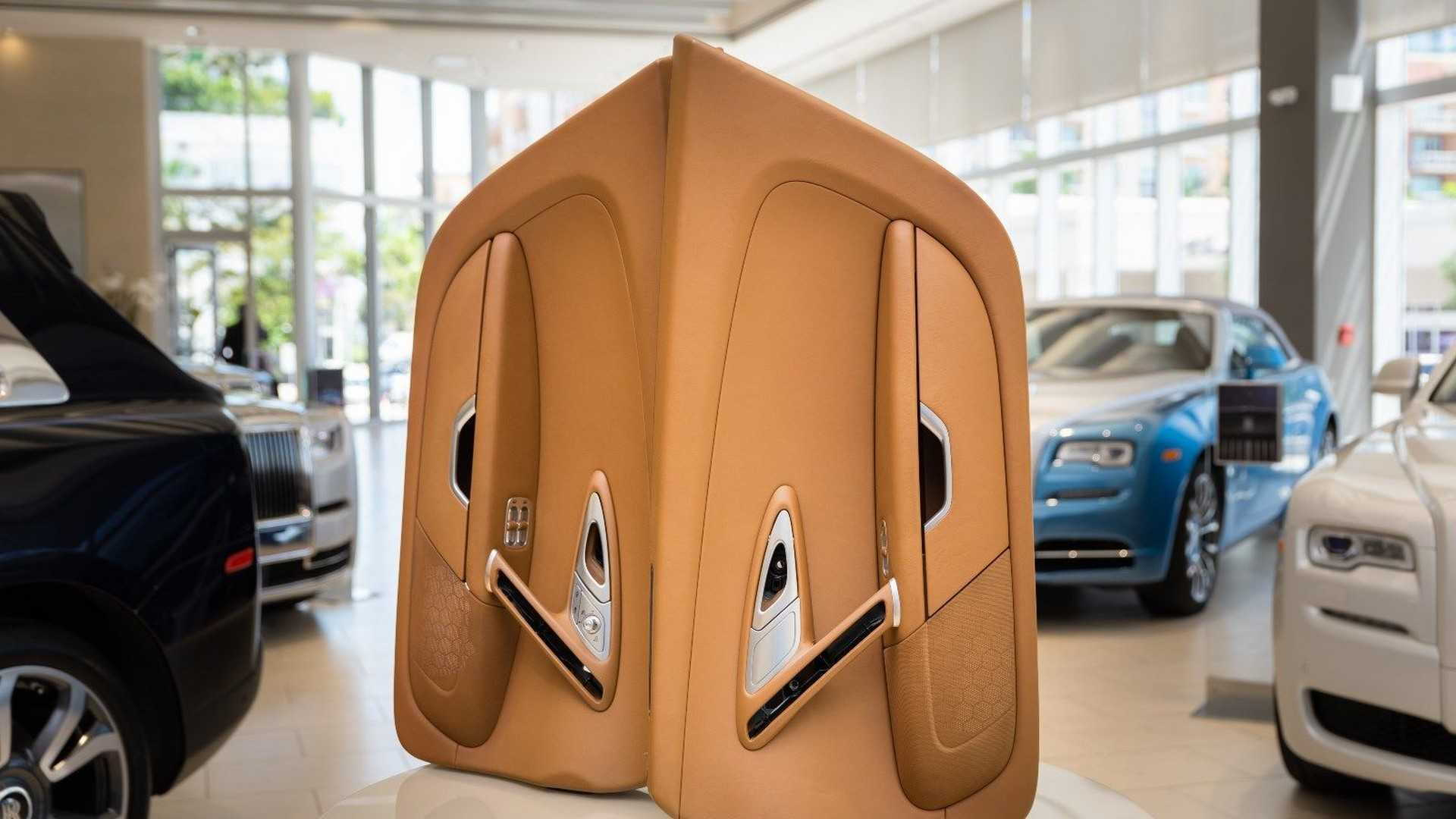2008 Bugatti Veyron interior for sale
