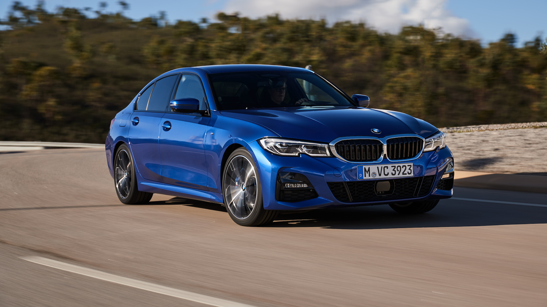 Bmw M Sport >> 2019 Bmw 3 Series First Drive Review Benchmark Or Bookmark