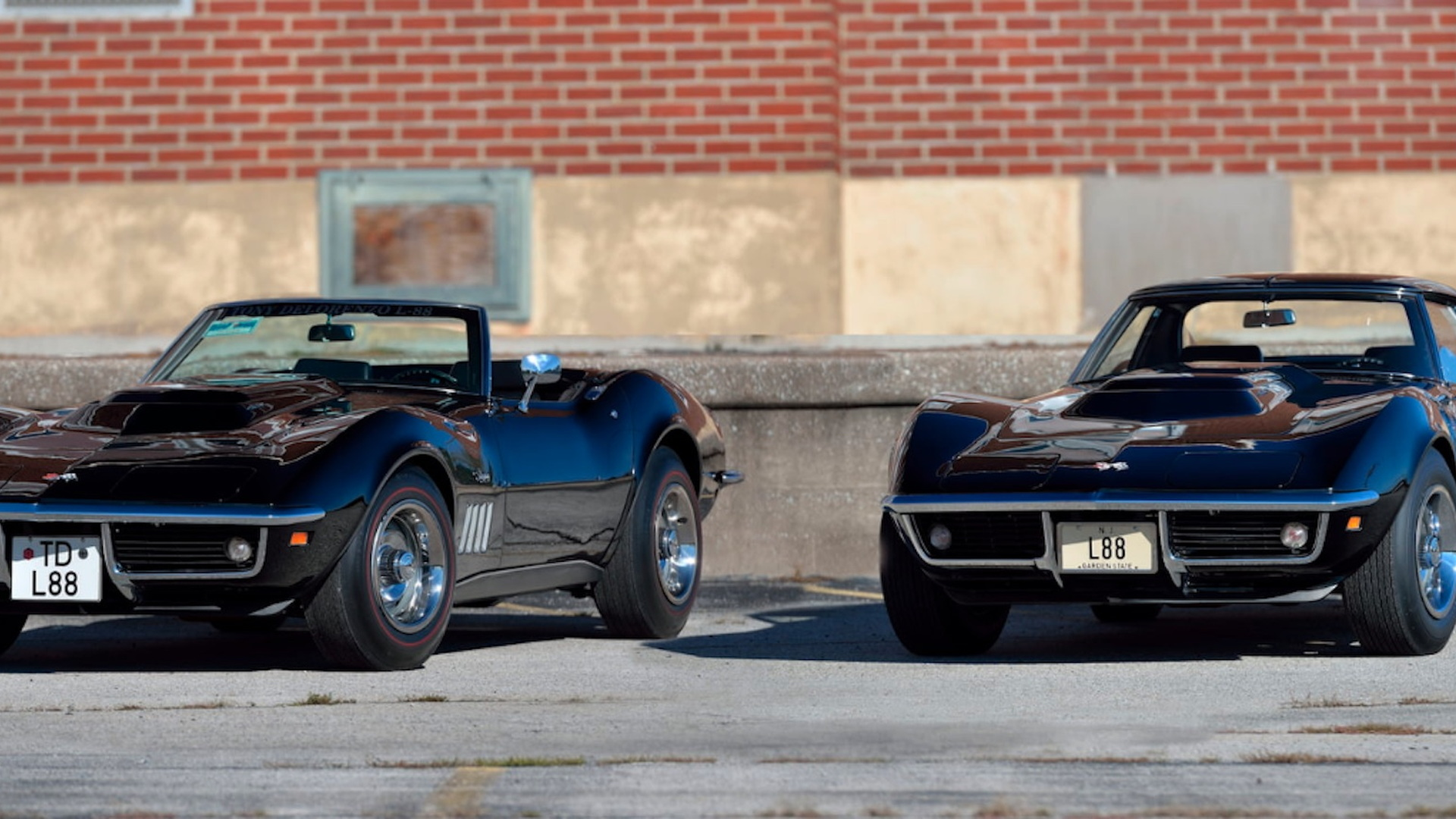 1969 Chevrolet Corvette with L88 big-block V-8