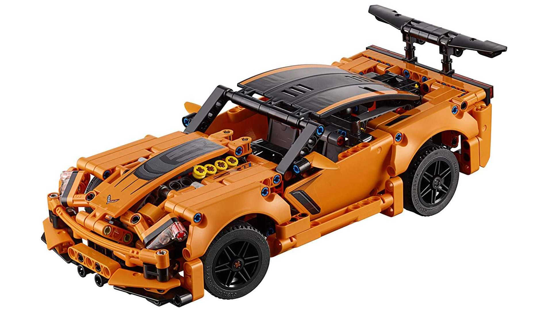 Chevrolet Corvette ZR1 Lego Technic kit