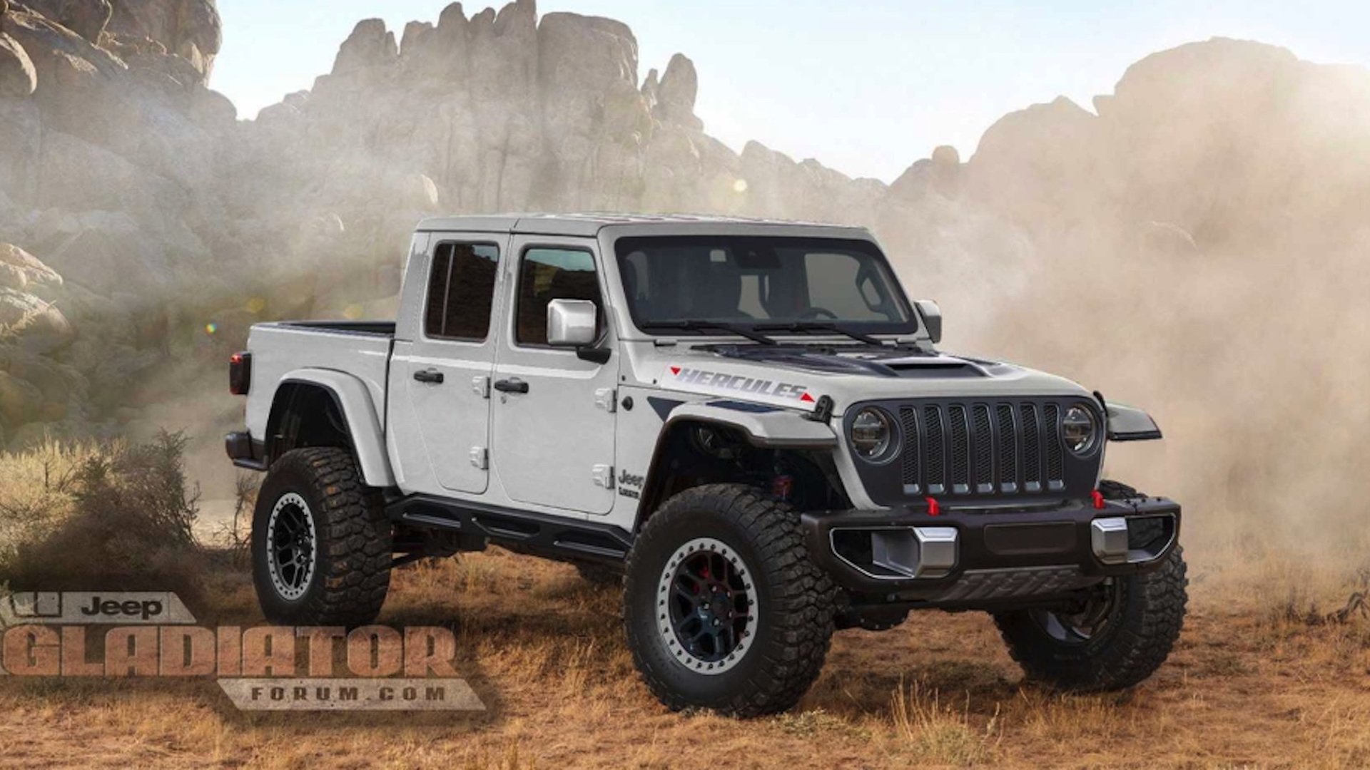 Jeep boss Kuniskis knows if Jeep Gladiator will go Hercules, but ...