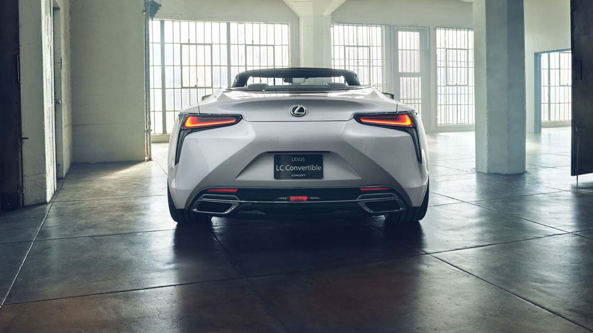 Production Lexus Lc Convertible Tipped For 2019 Goodwood Festival Of