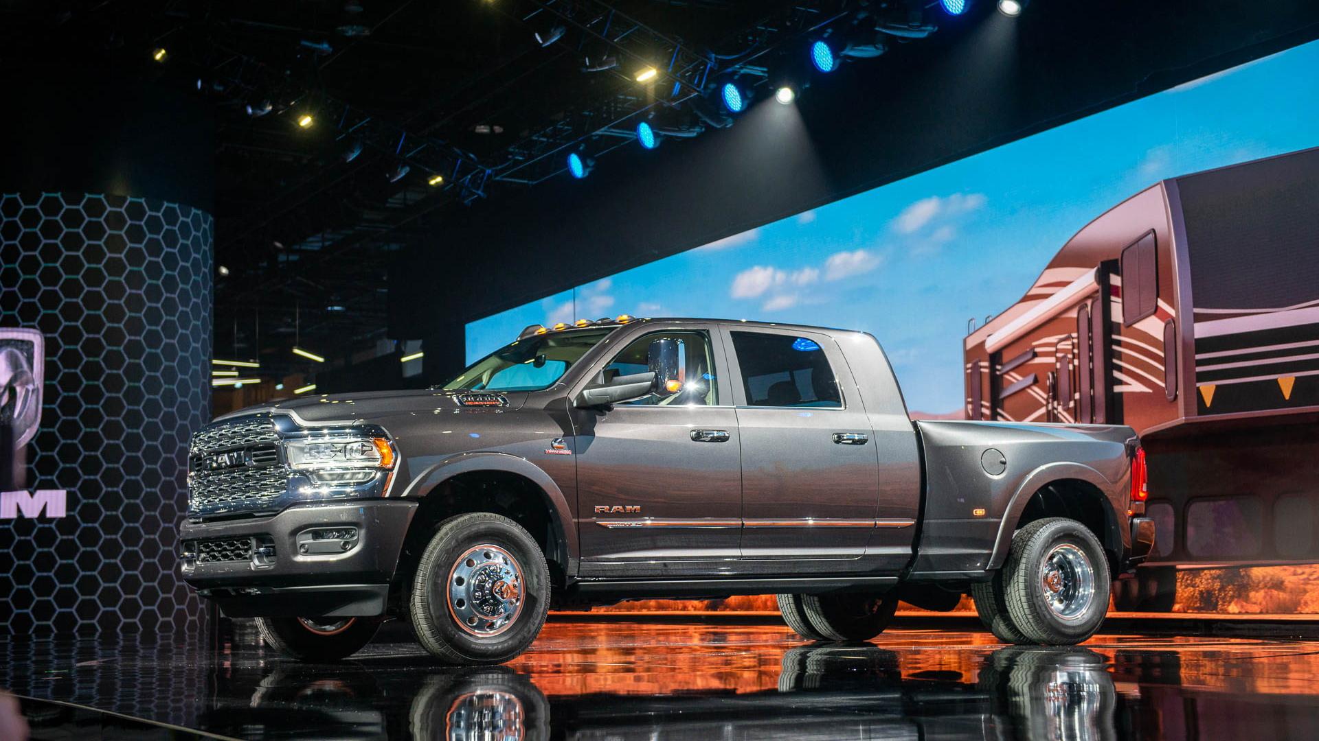 2019 Ram 2500 Heavy Duty truck reporting for duty: New ...
