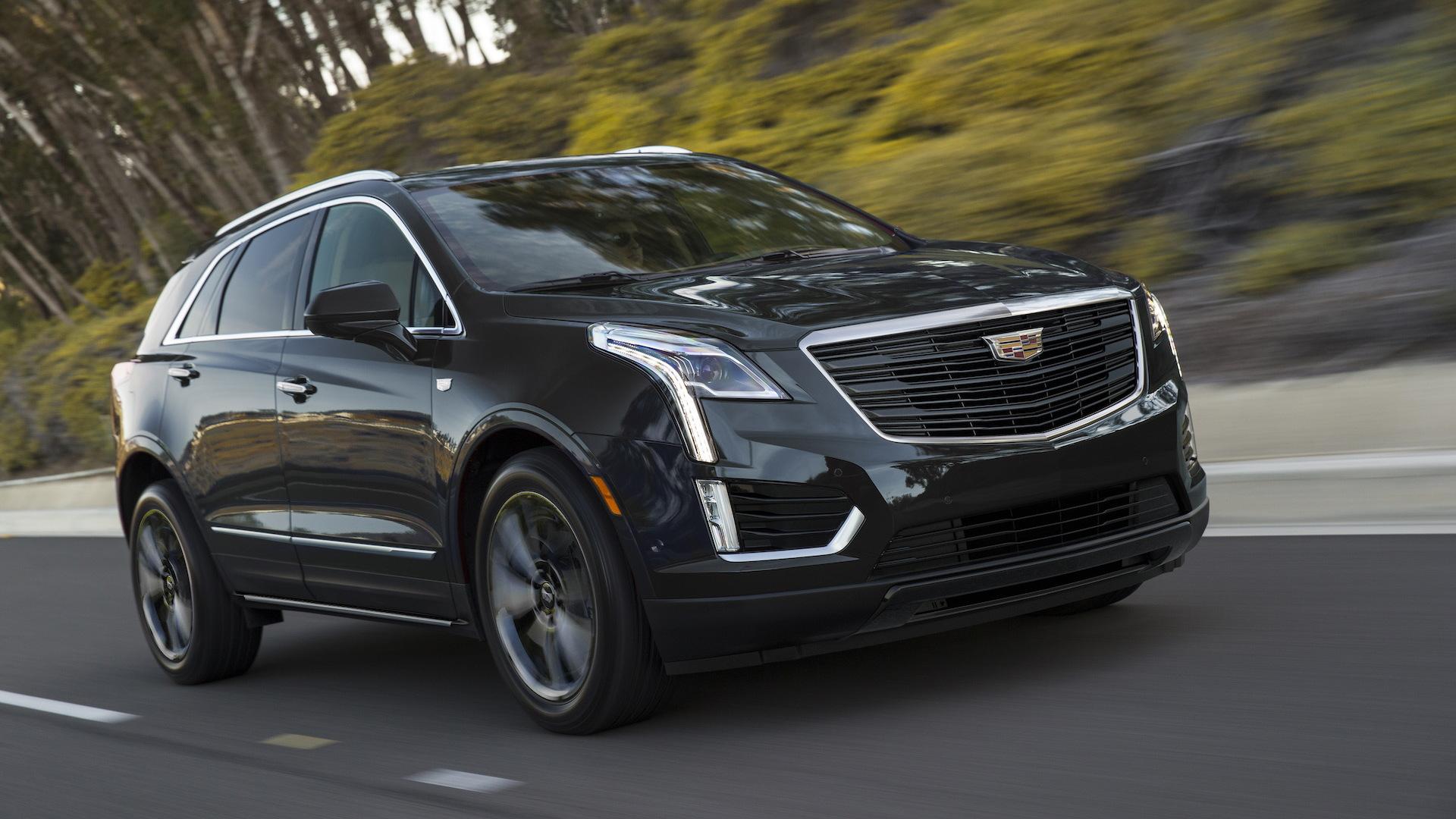 2019 Cadillac XT5 Sport Edition