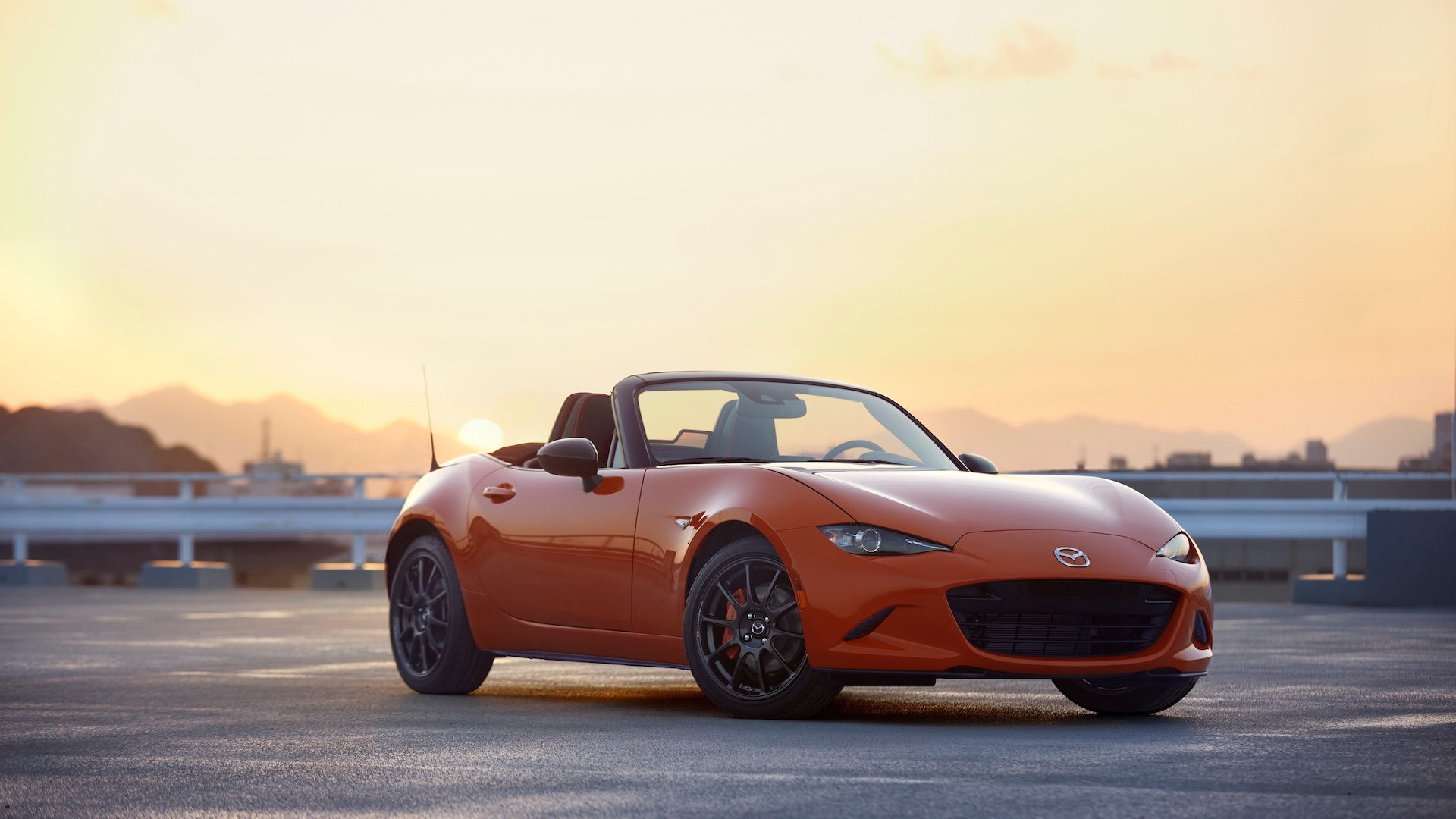 Mazda drops the top on MX-5 Miata 30th Anniversary Edition class=