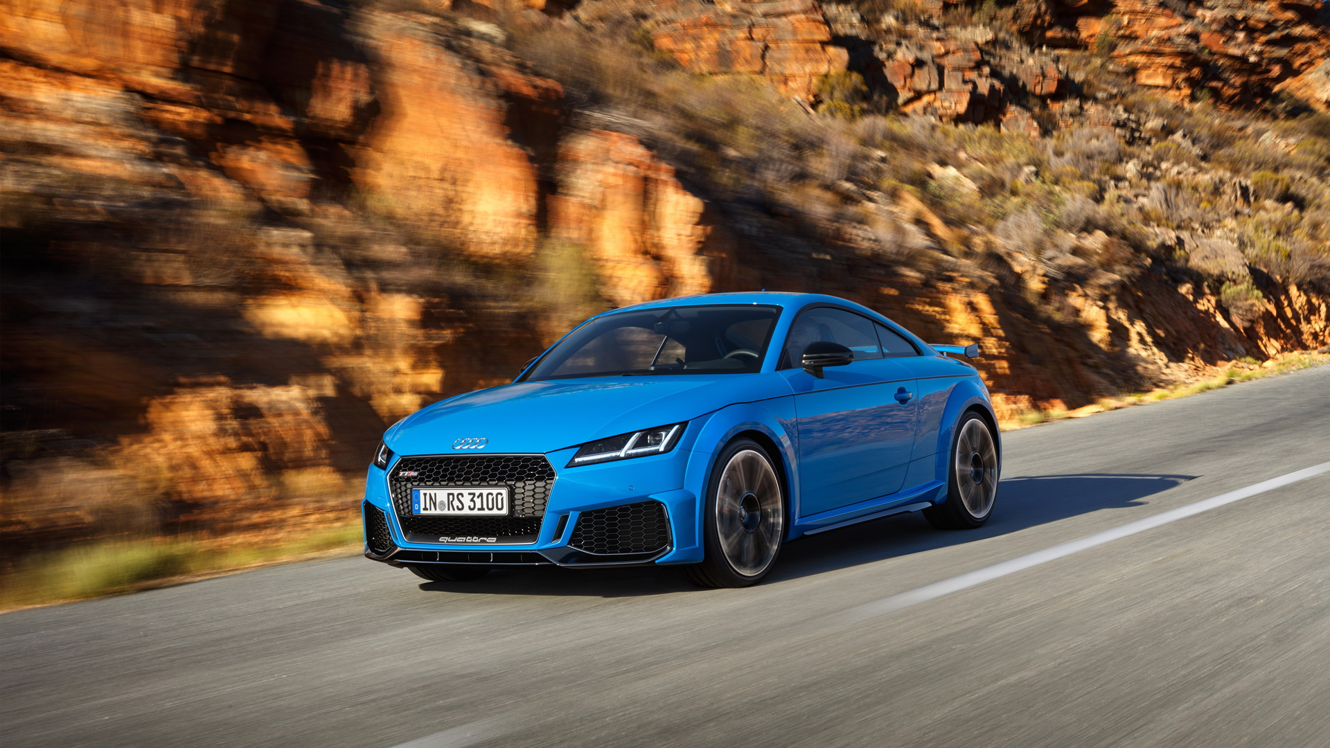 Audi TT RS refined with round of updates