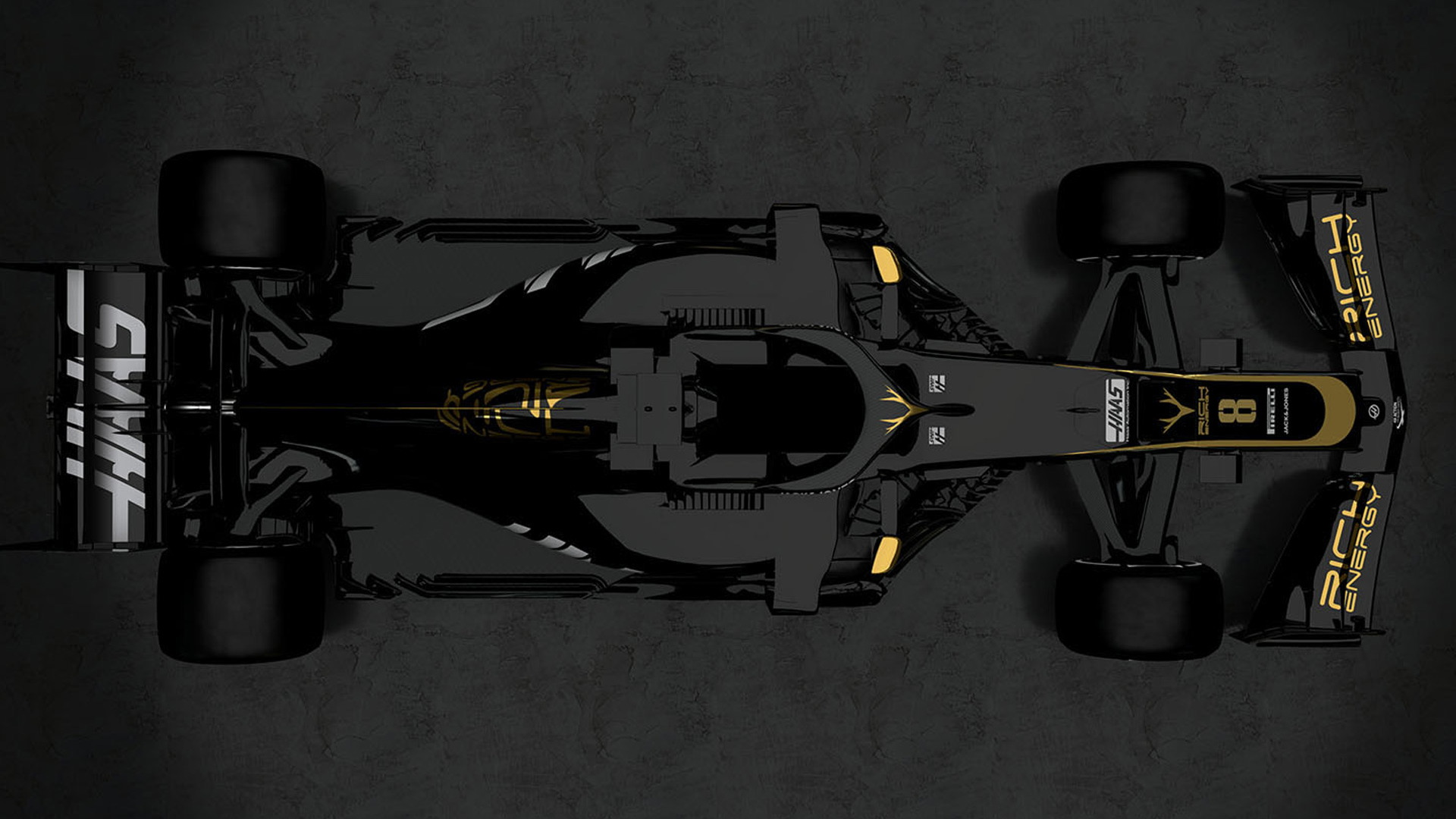 Haas Team2019 F1 Racer Wallpapers: Haas First To Reveal 2019 F1 Car