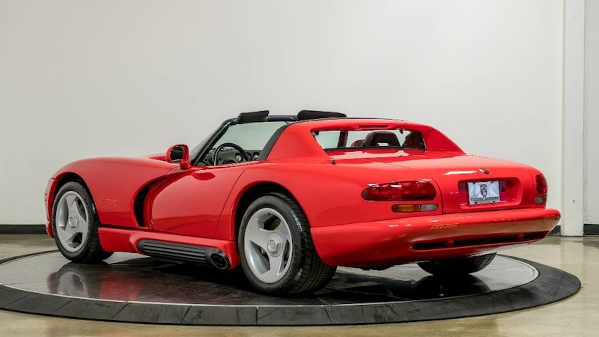 1992 Dodge Viper with 34 miles for sale