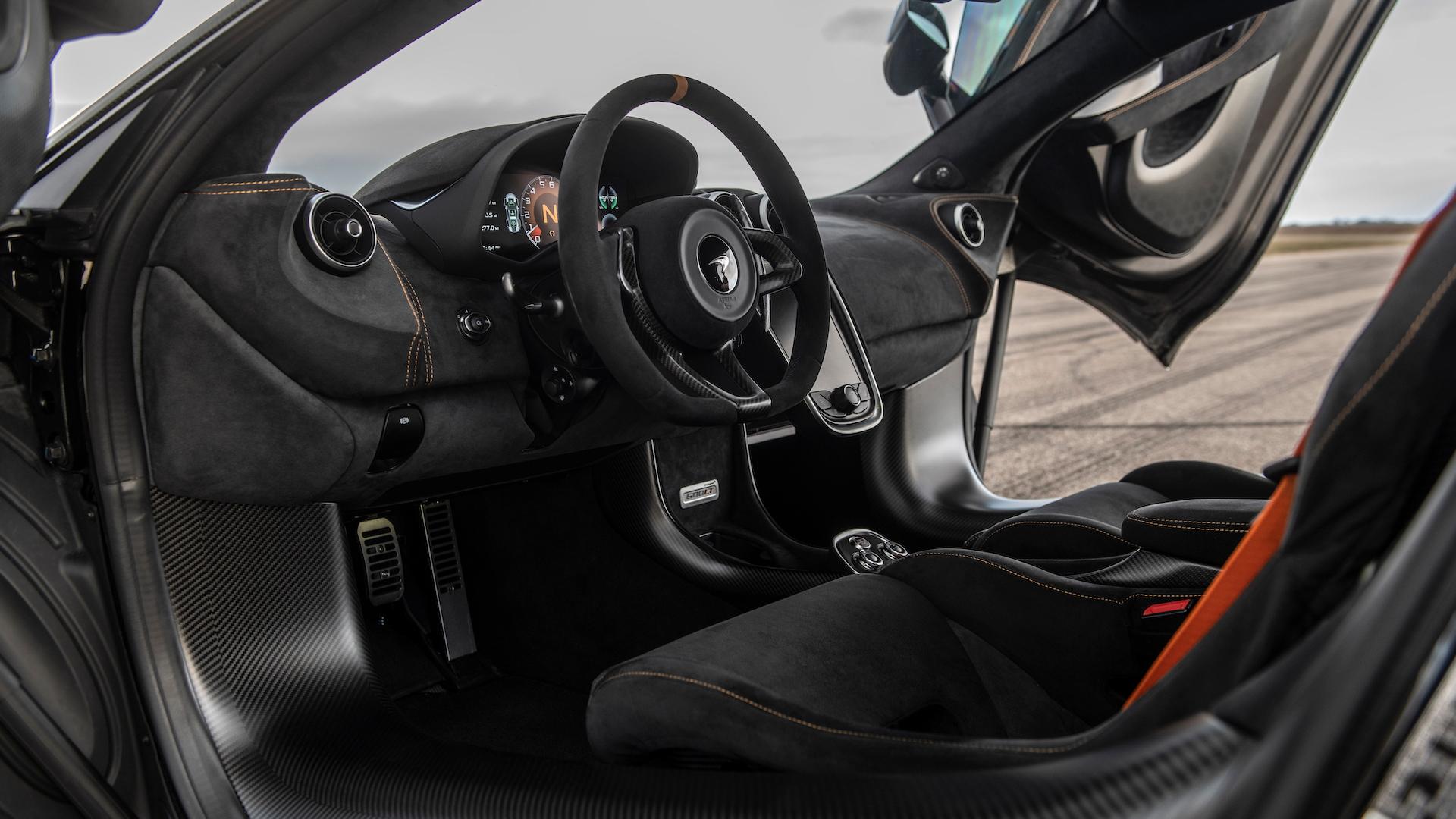McLaren 600LT with Hennessey Performance Engineering upgrades