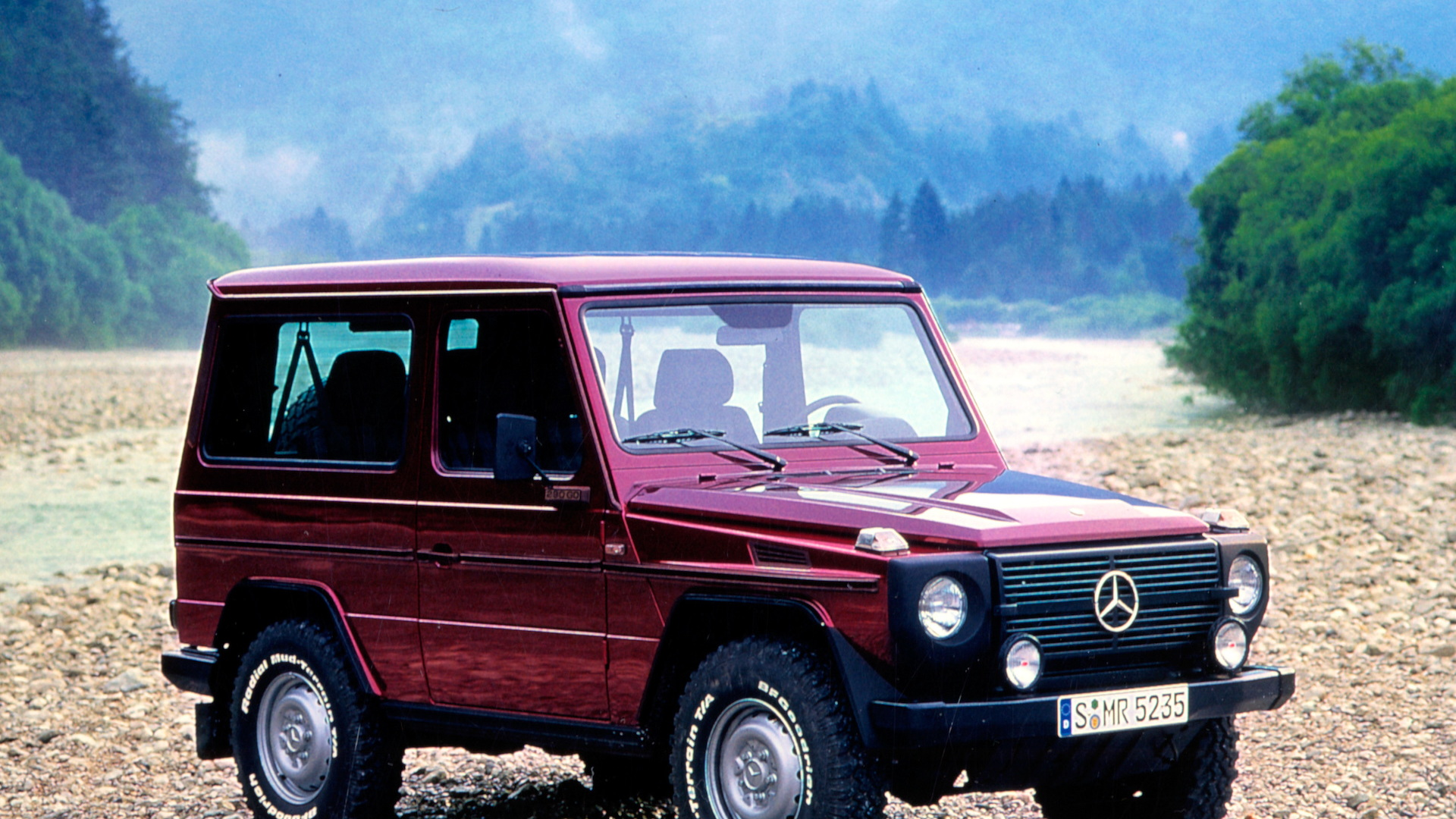 1997 Mercedes Benz G Cl