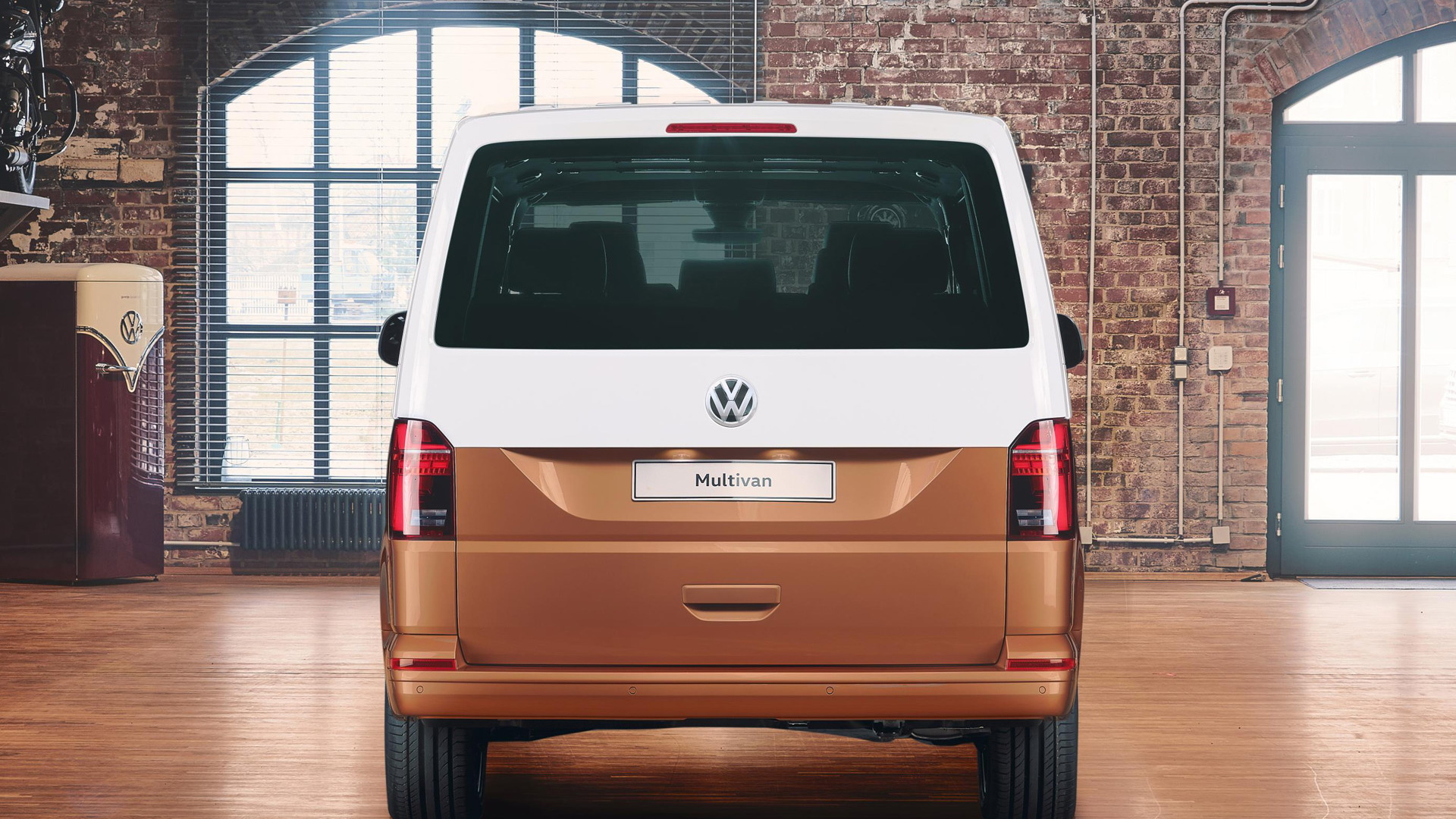 2020 Volkswagen Transporter (T6 1) is the Bus we won't see