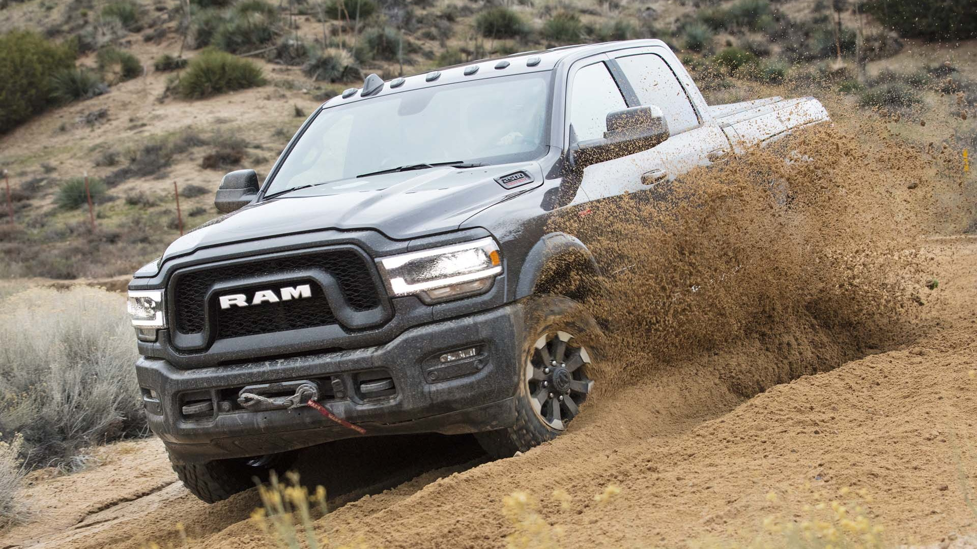 2019 Ram 2500 Power Wagon