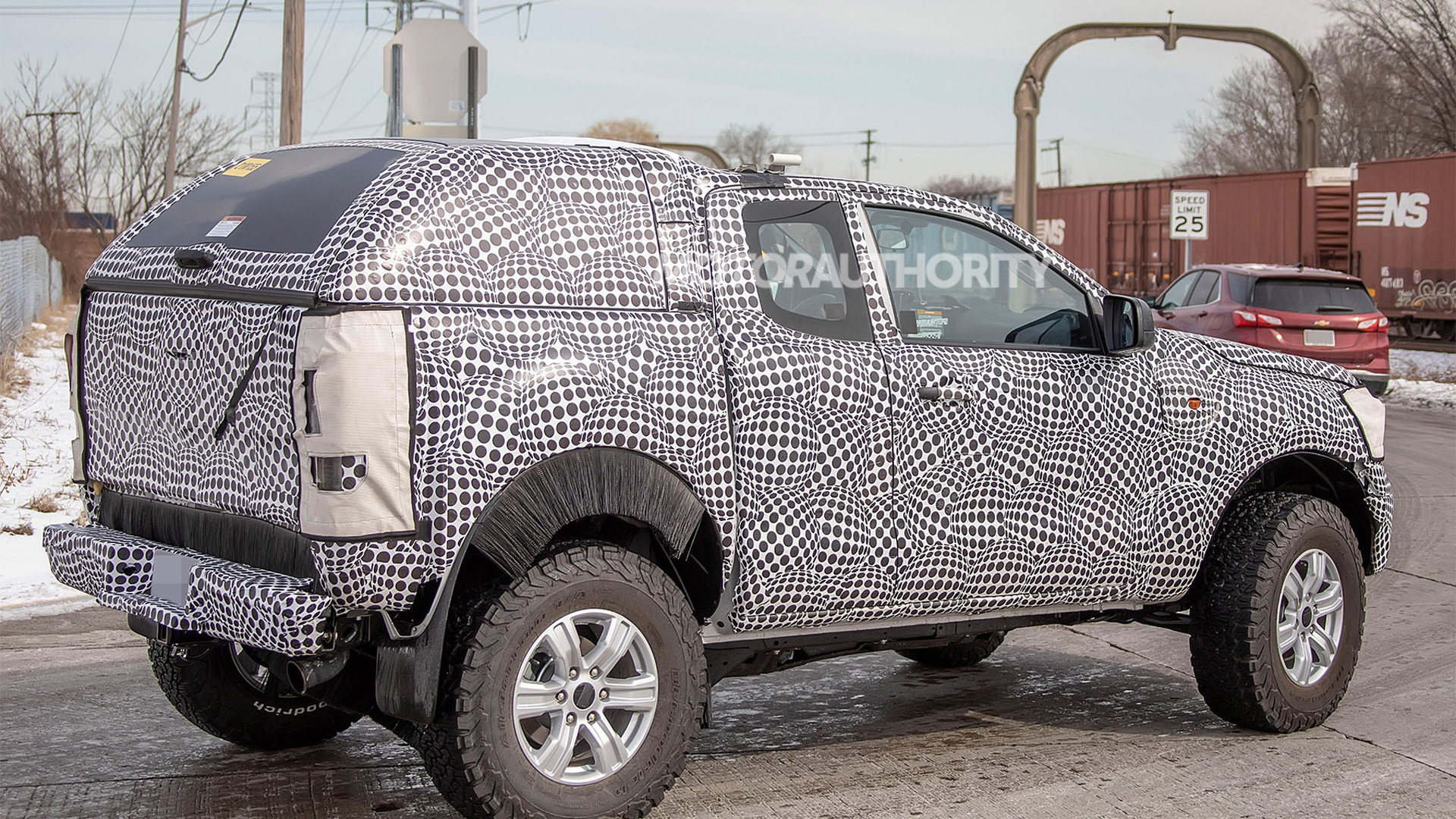 2021 Ford Bronco test mule spy shots - Image via S. Baldauf/SB-Medien