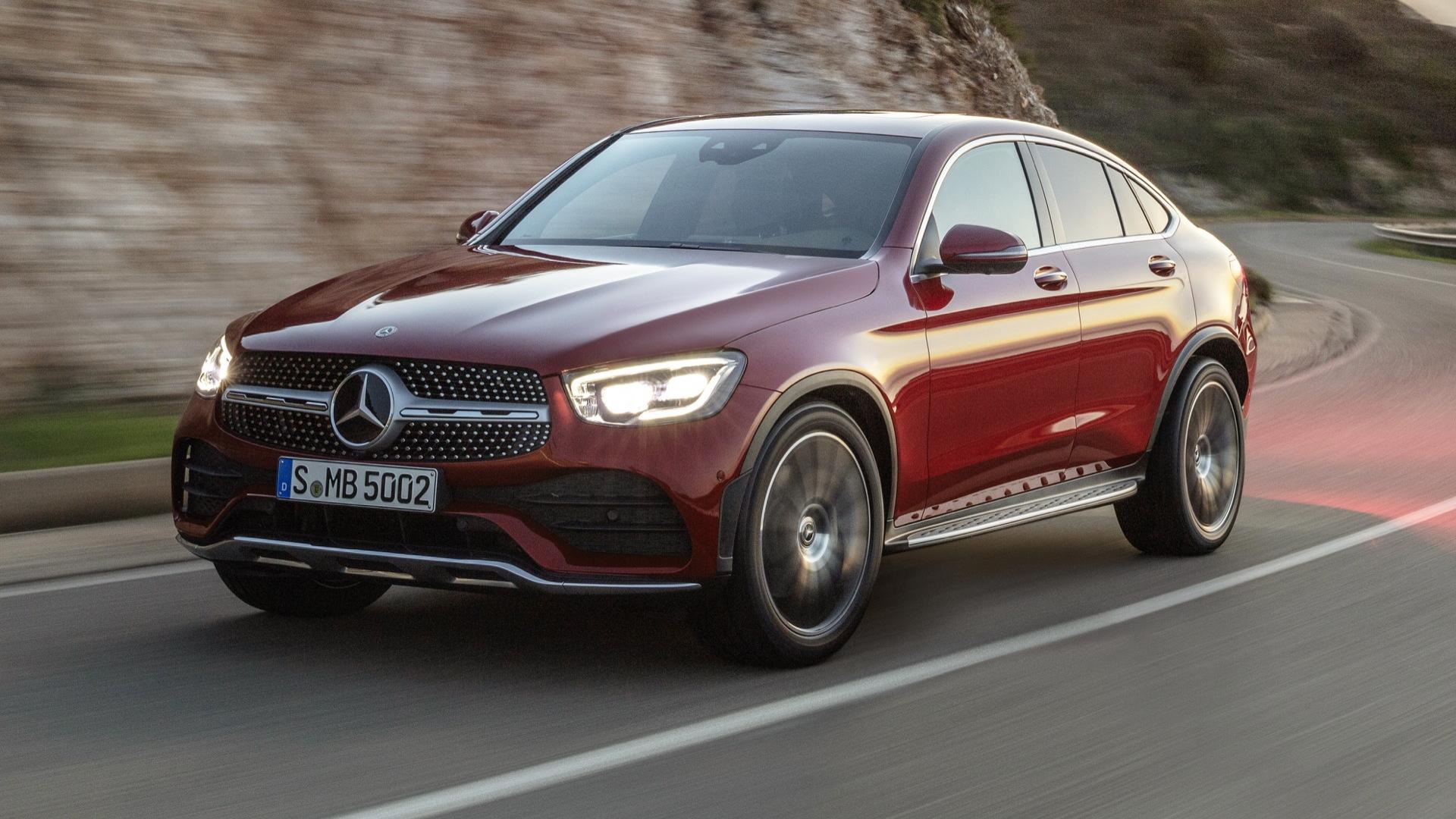 2020 Mercedes-Benz GLC-Class Coupe