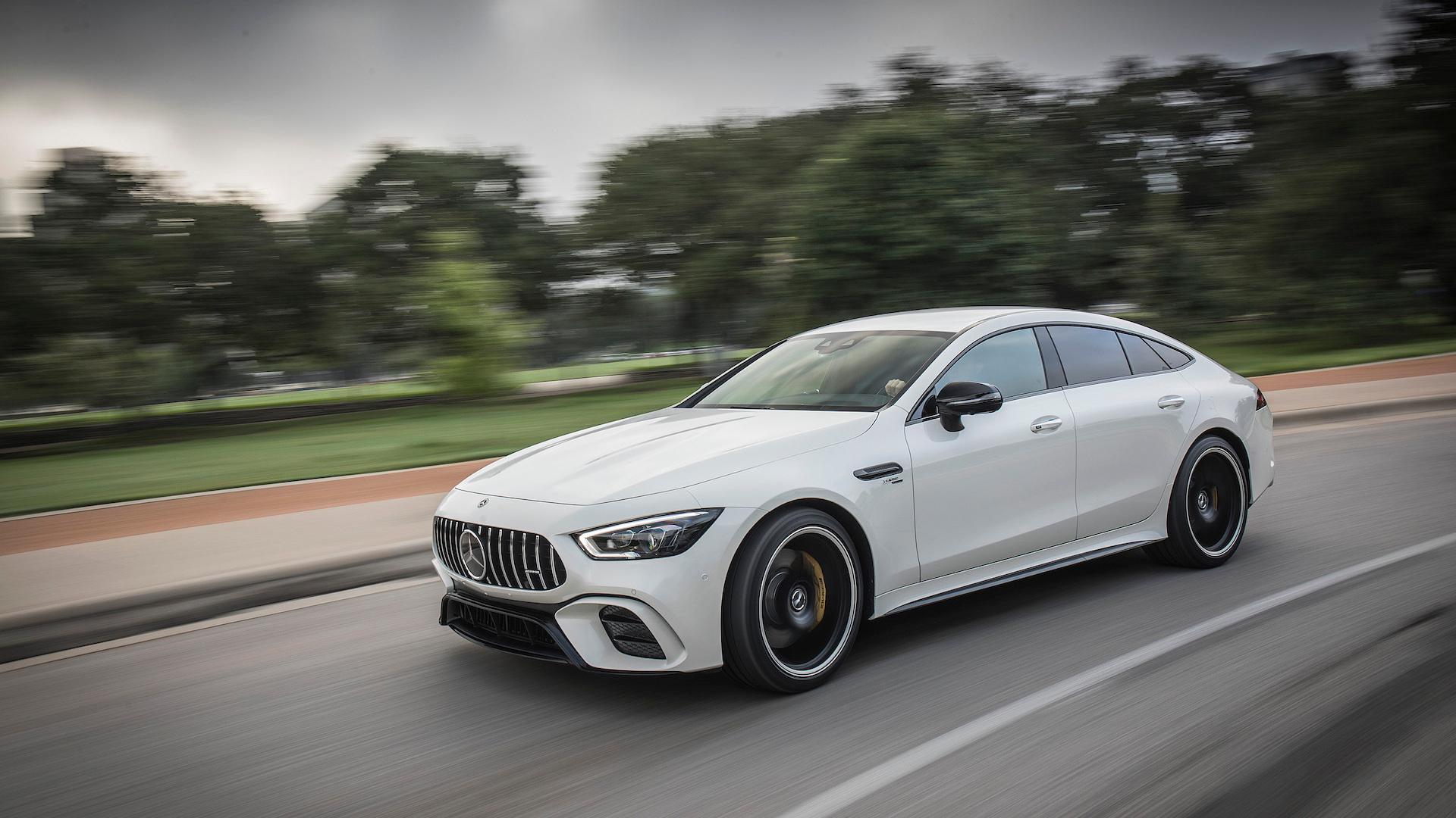 2019 Mercedes-AMG GT 53 4-Door Coupe