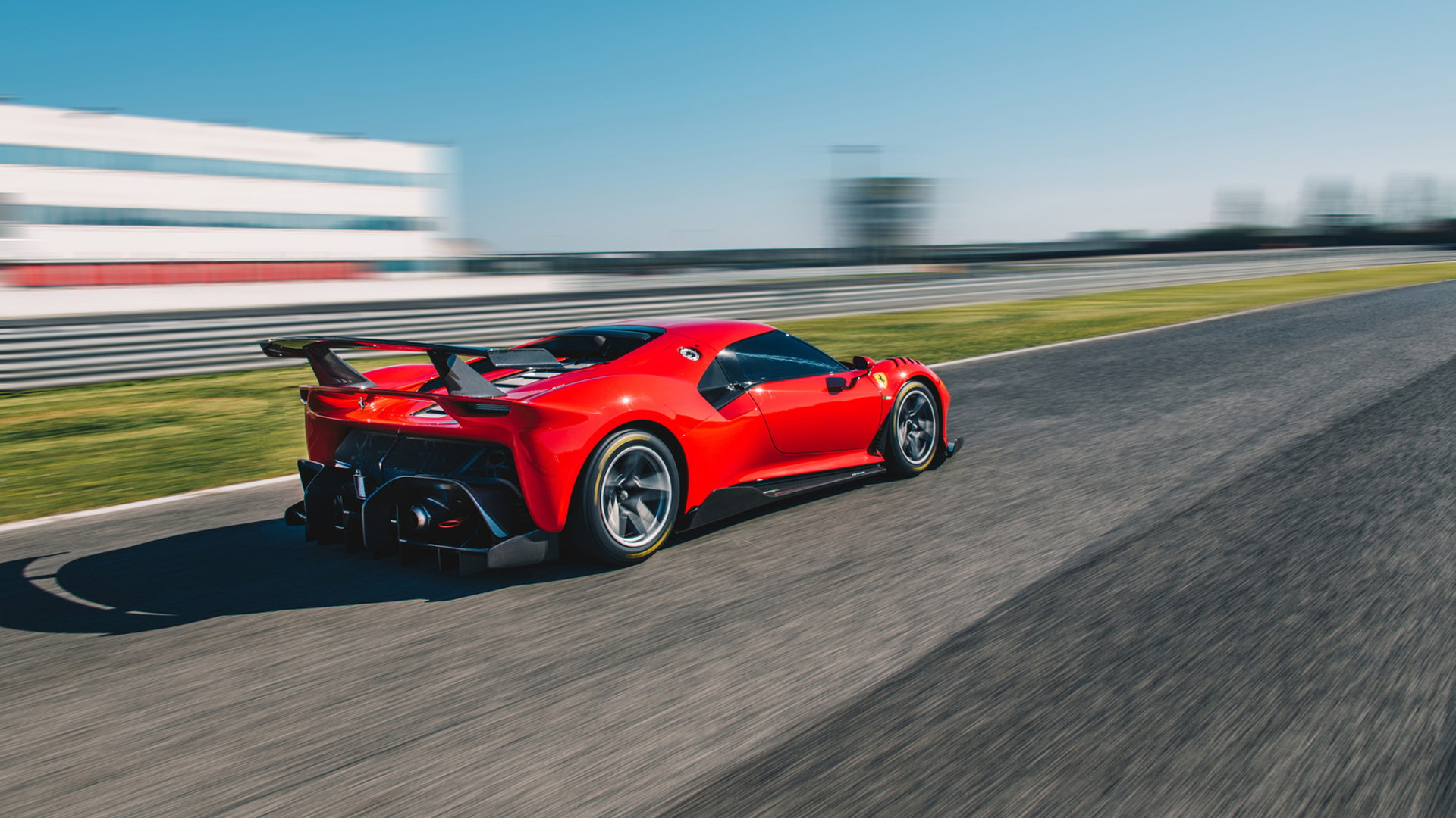 Meet The Ferrari P80/C: Ferrari's Most Extreme One-Off Creation Yet