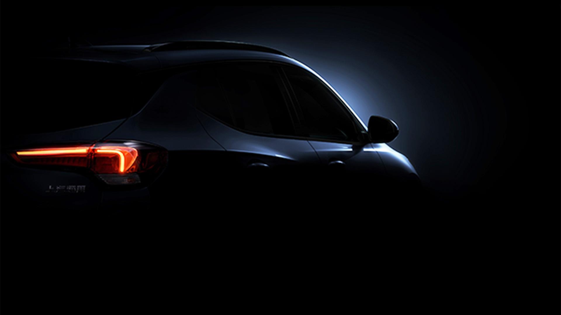 2020 Buick Encore Teased Ahead Of 2019 Shanghai Auto Show 金沙官网