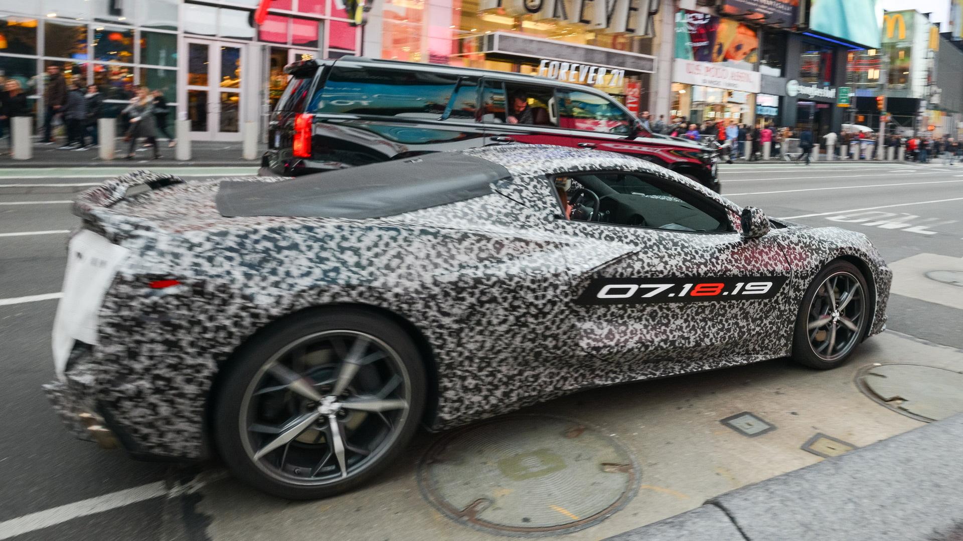 Chevrolet Corvette News - Breaking News, Photos & Videos - Motor Authority
