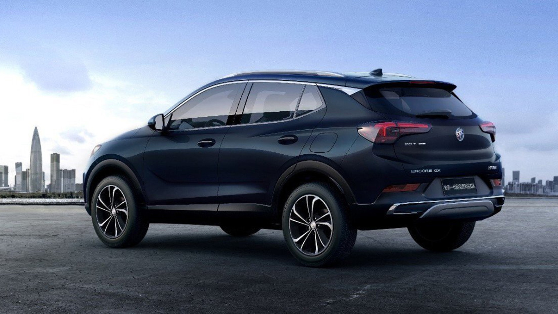 2020 Buick Encore GX (Chinese spec)