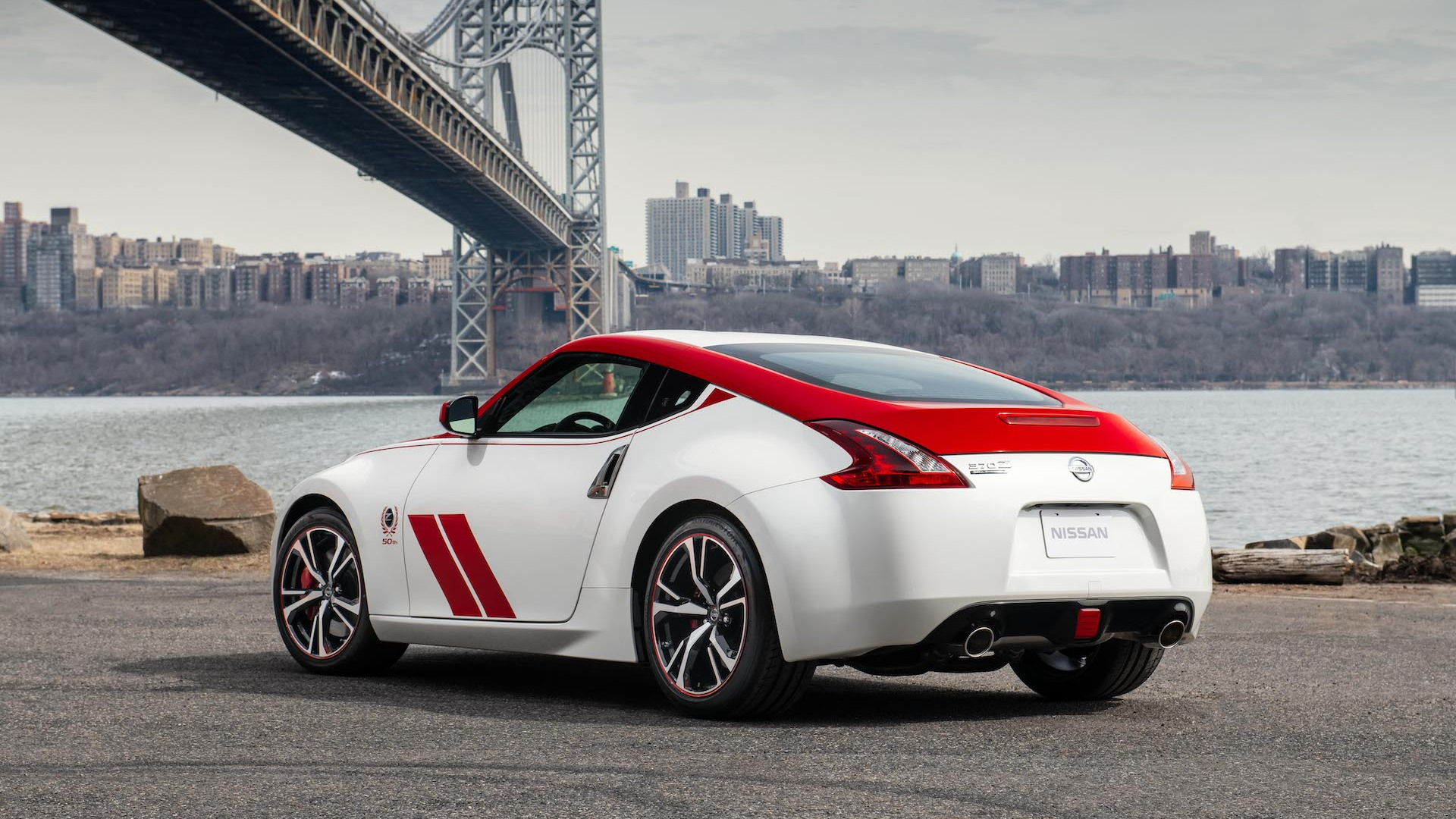 2020 Nissan 370Z 50th Anniversary Edition a $2,600 option ...