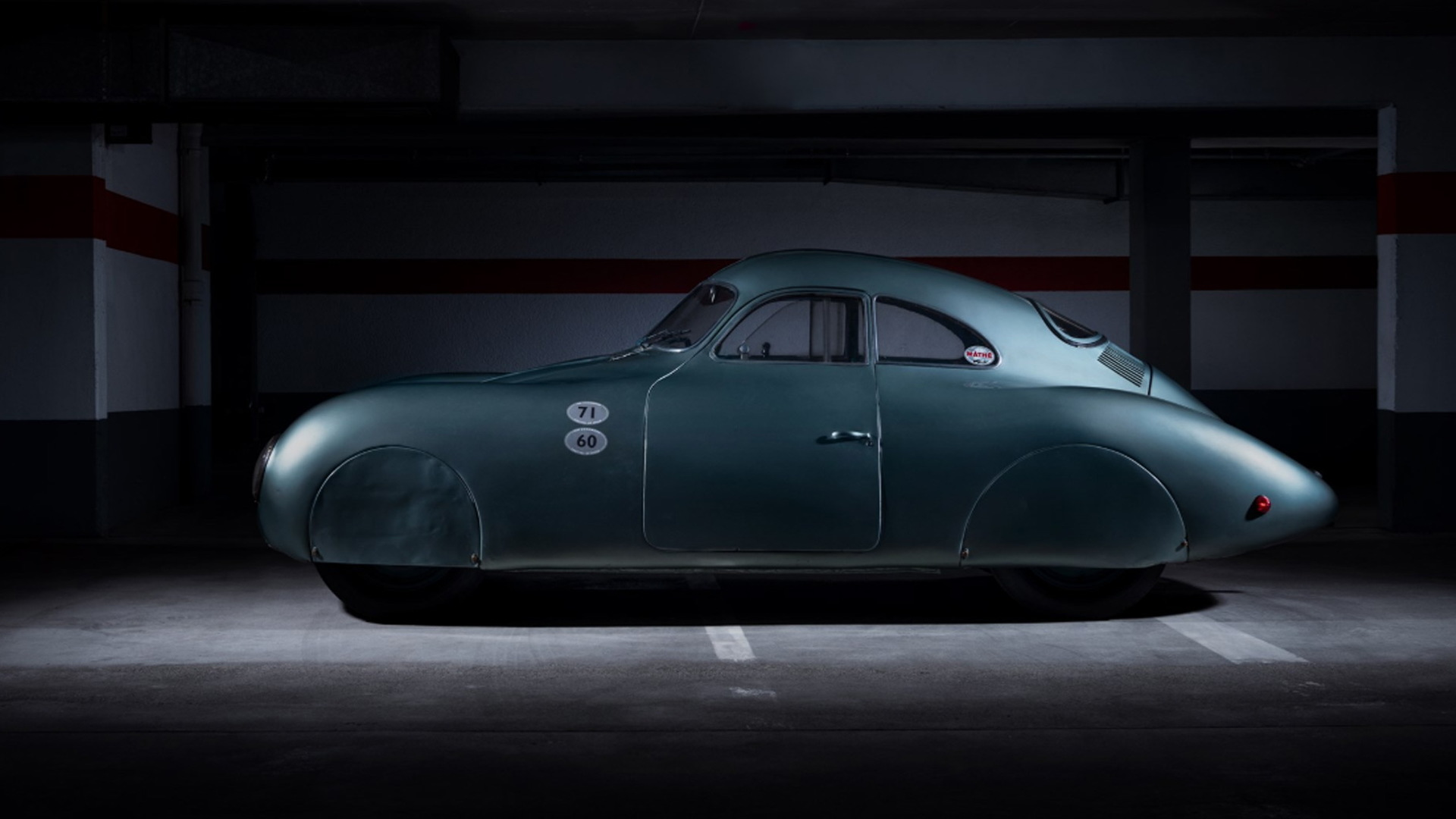 Oldest surviving Porsche prototype, from 1939, set to be auctioned off