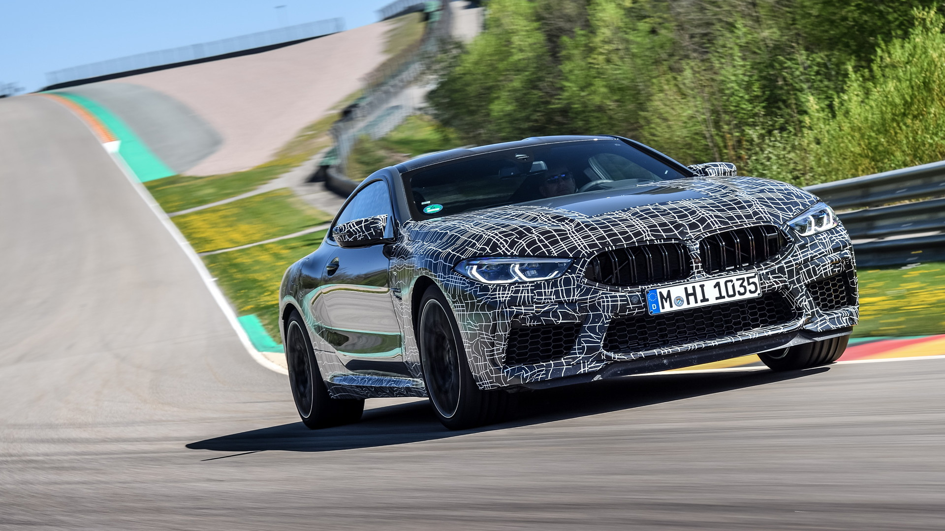 BMW M8 confirmed with new adjustable brake tech