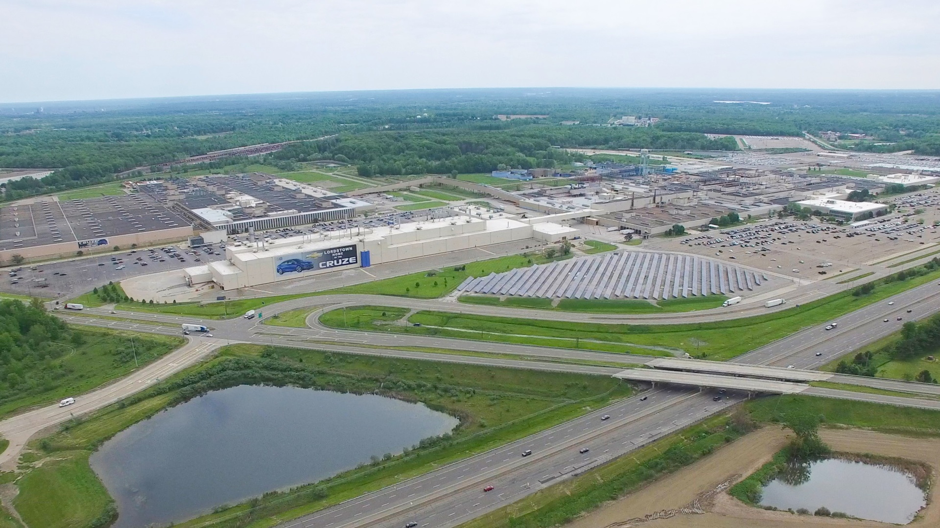 GM Lordstown, Ohio, factory