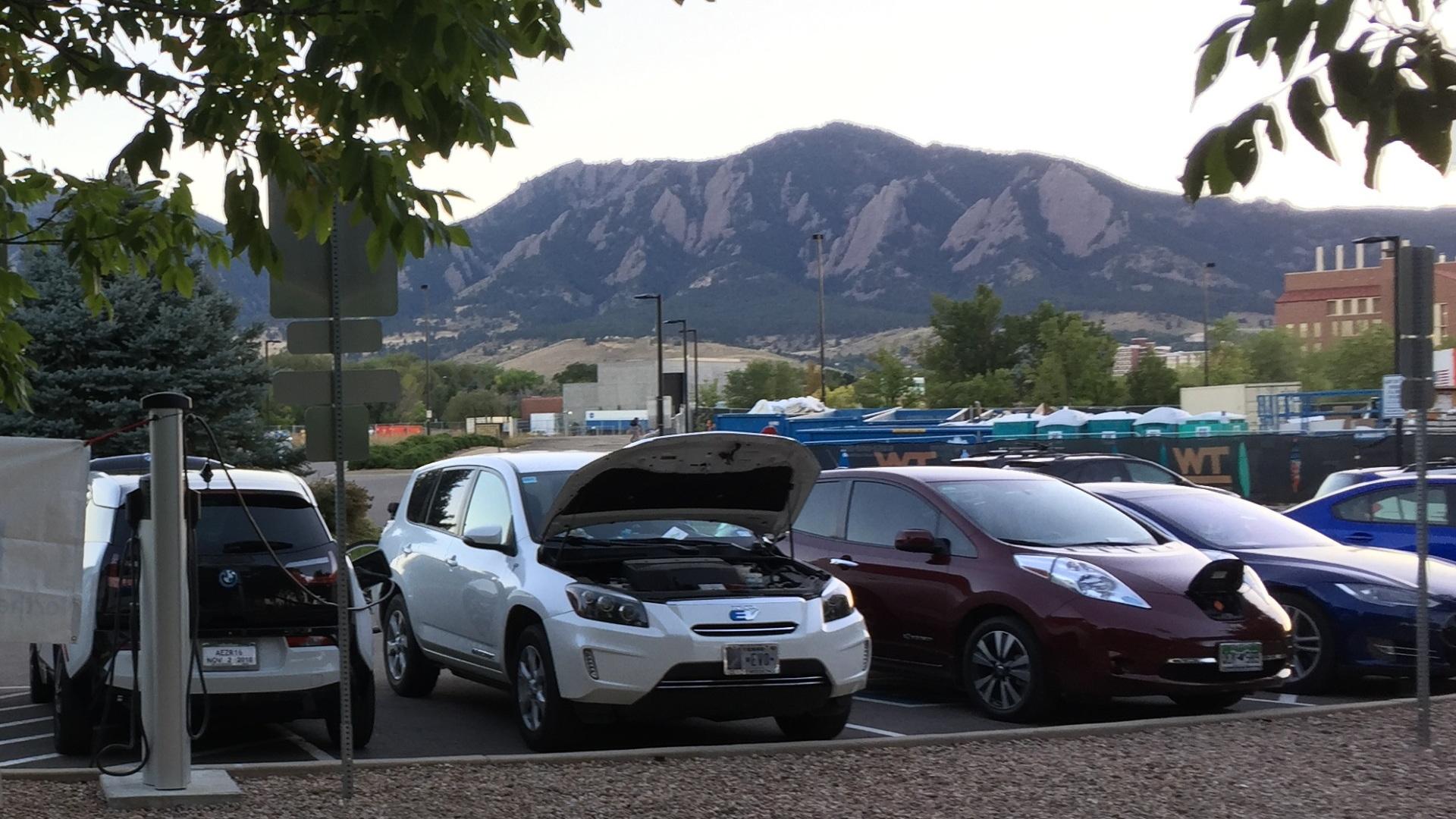 National Drive Electric Week 2018, Boulder, Colorado [CREDIT: NDEW, Diego Lopez]