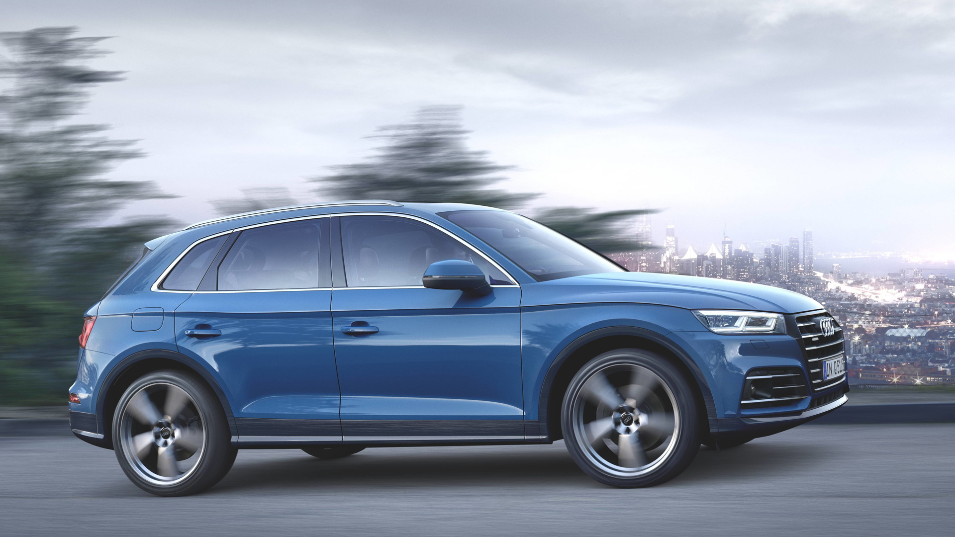 2020 Audi Q5: Plug-in Hybrid, Changes, Release >> 2020 Audi Q5 55 Tfsi Revealed As First Of Audi S Next Gen