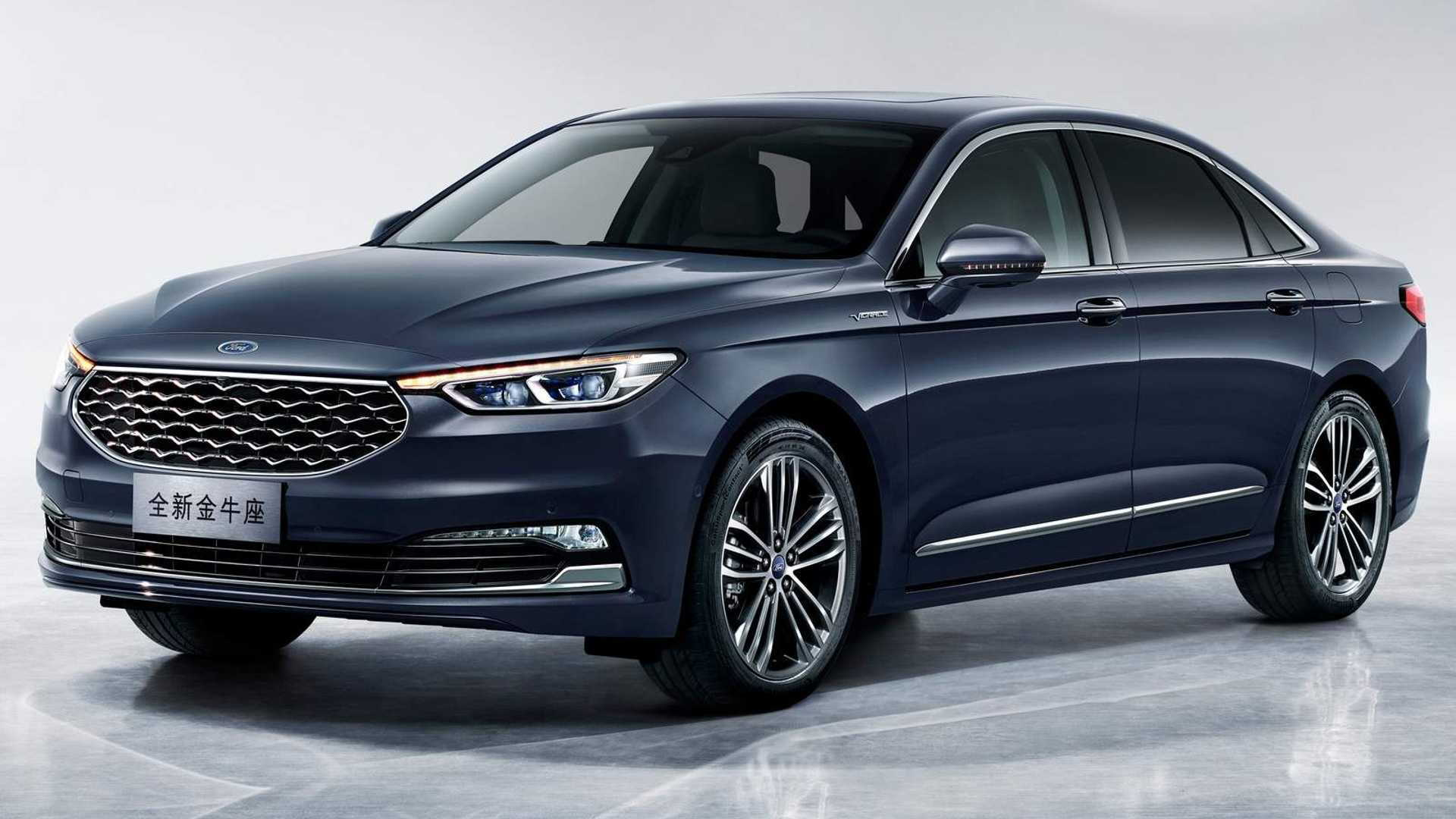 2020 Ford Taurus (Chinese spec)