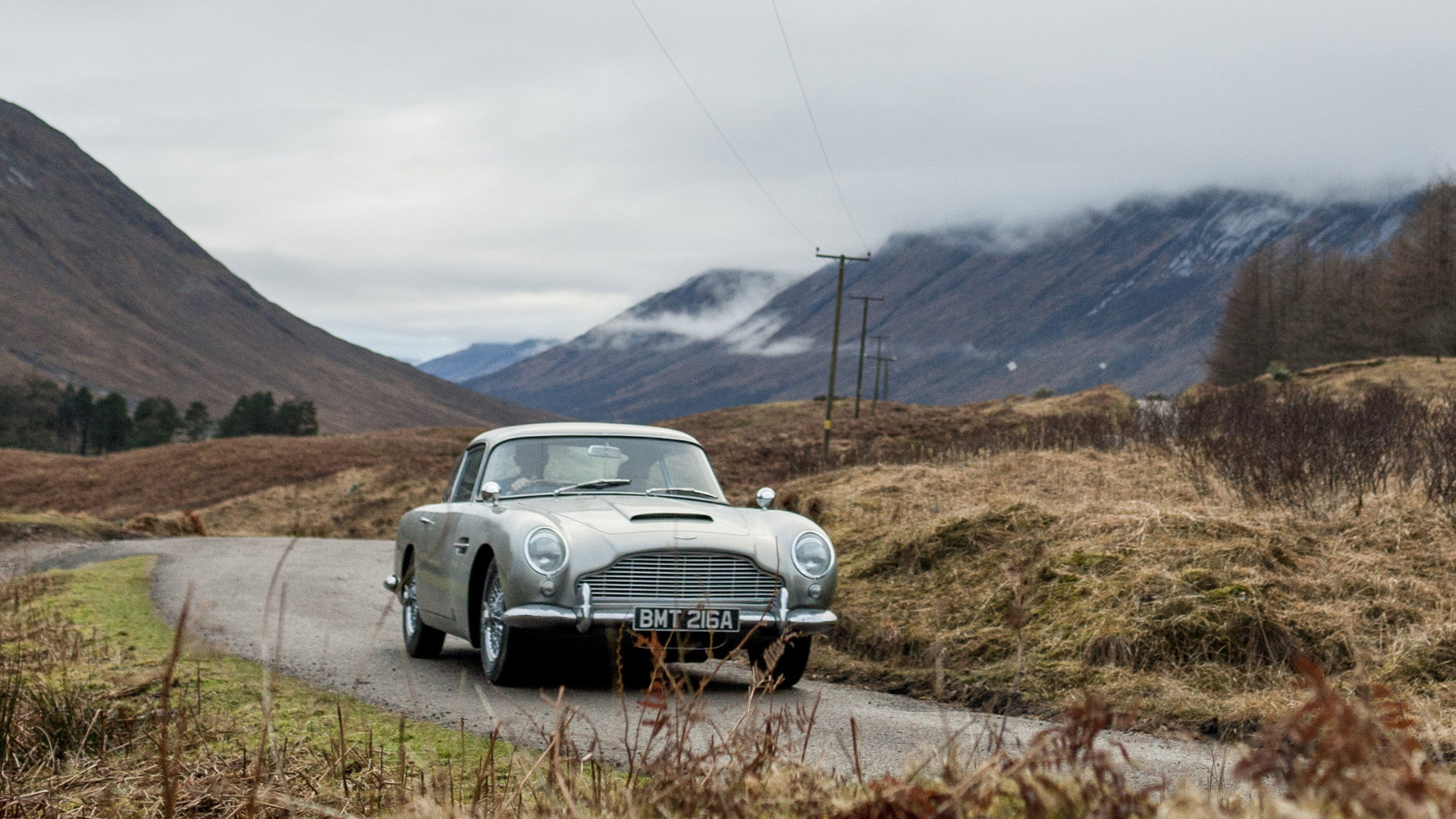 Buy a new James Bond Aston Martin for $3.5 million