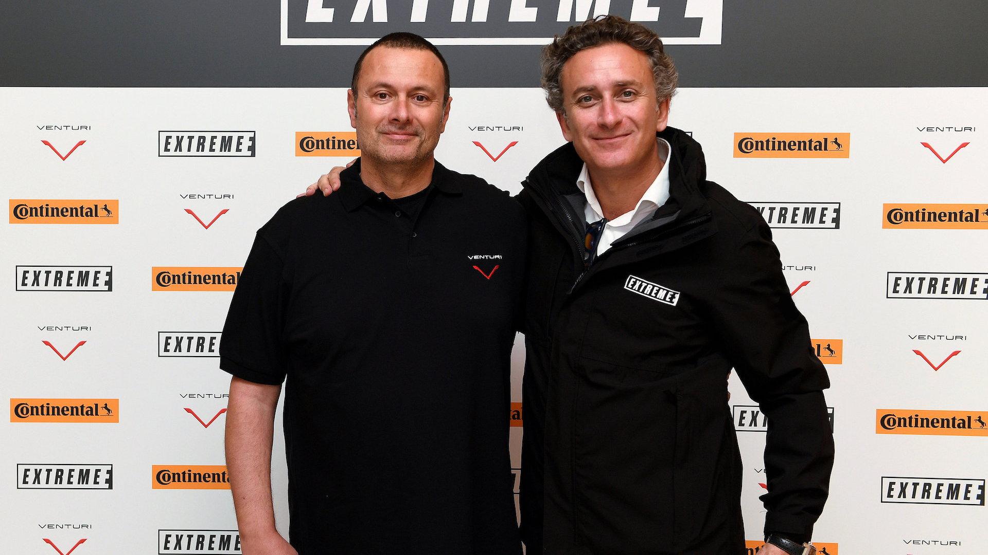 Venturi commits to Extreme E electric SUV race series