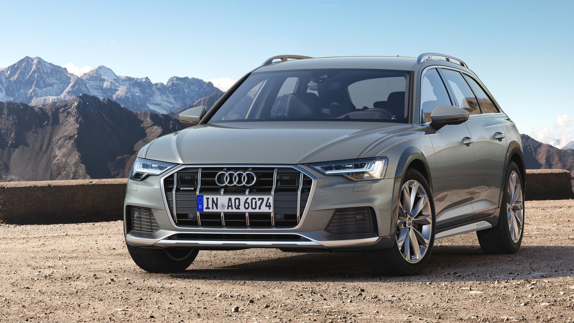 2019 Audi A6 Allroad