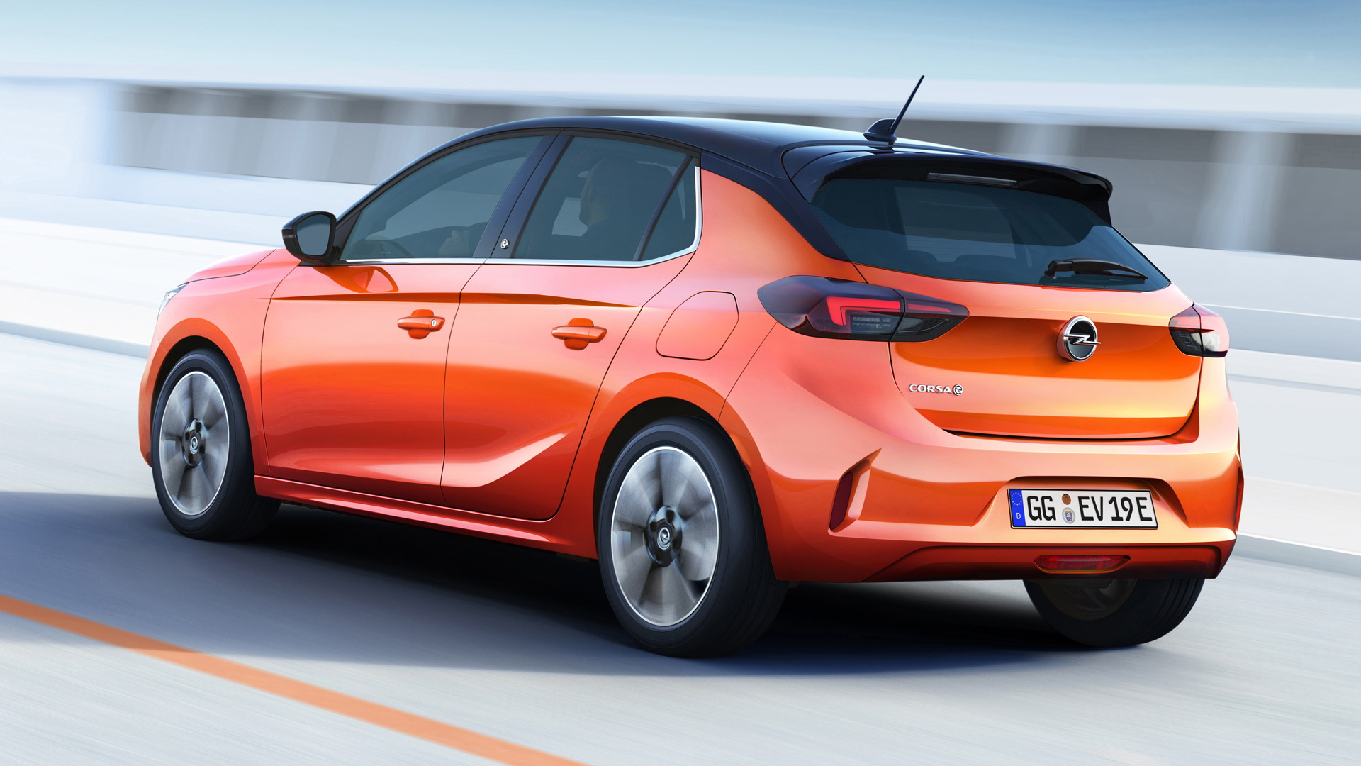 New electric Vauxhall Corsa revealed