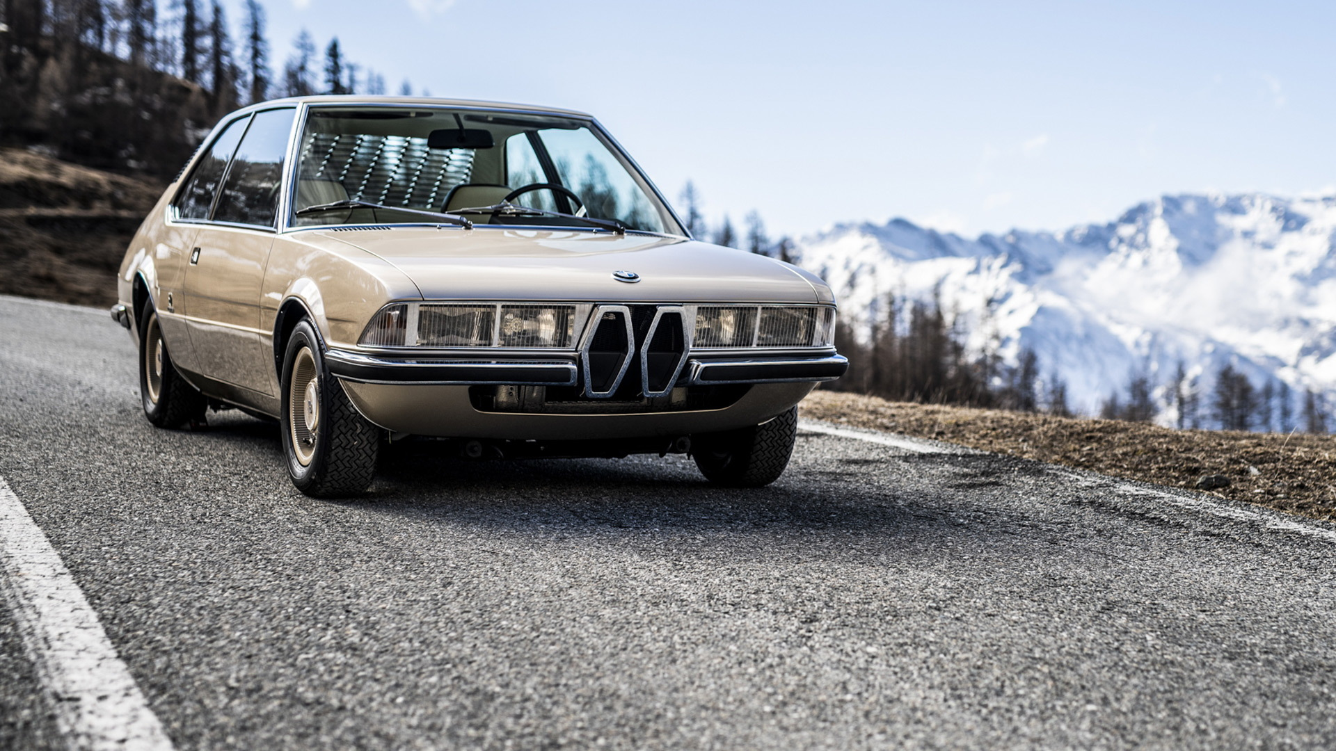BMW Garmisch recreation