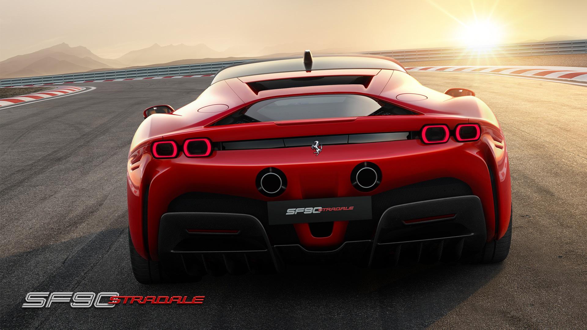 Ferrari SF90 Stradale