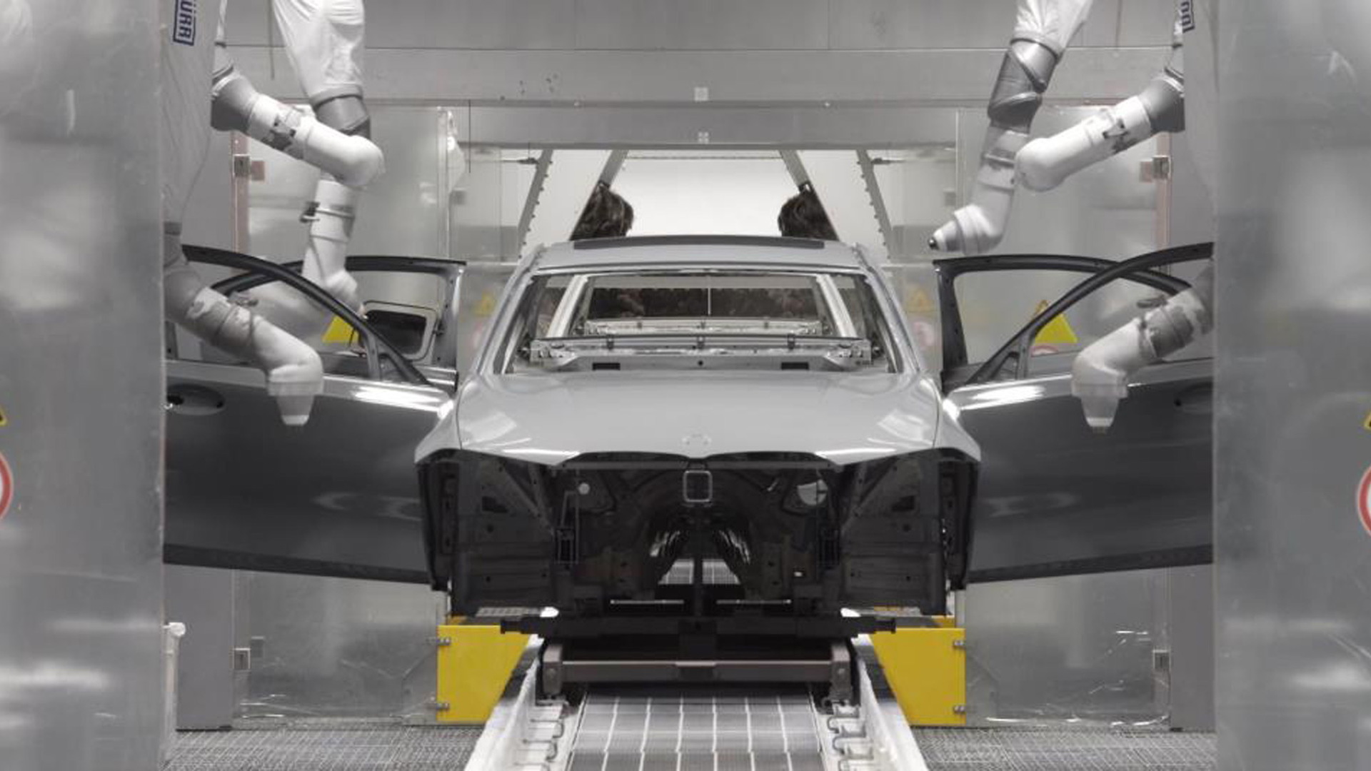 2020 BMW 3-Series production at plant in San Luis Potosi, Mexico