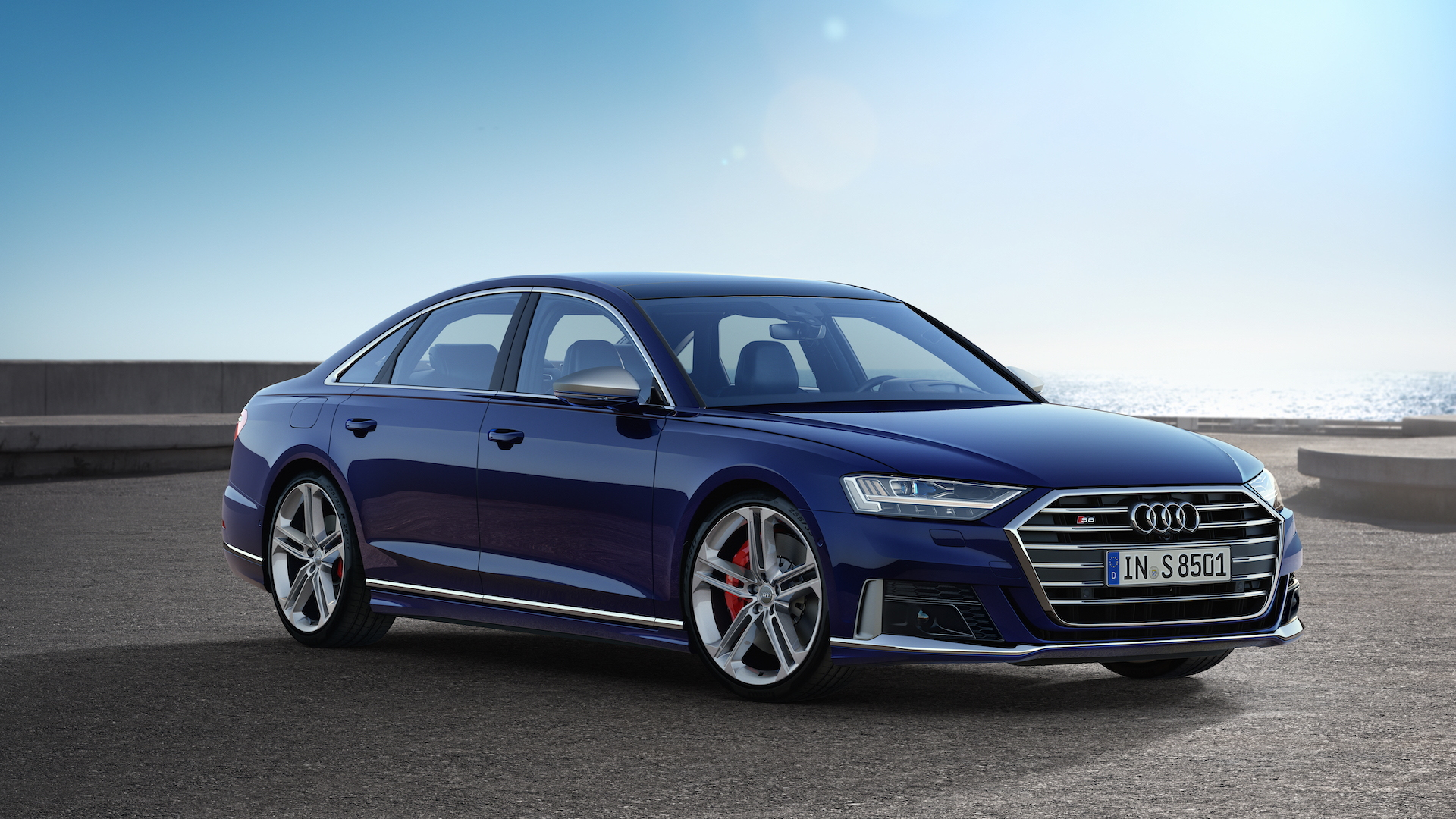 2020 Audi S8 (European version)
